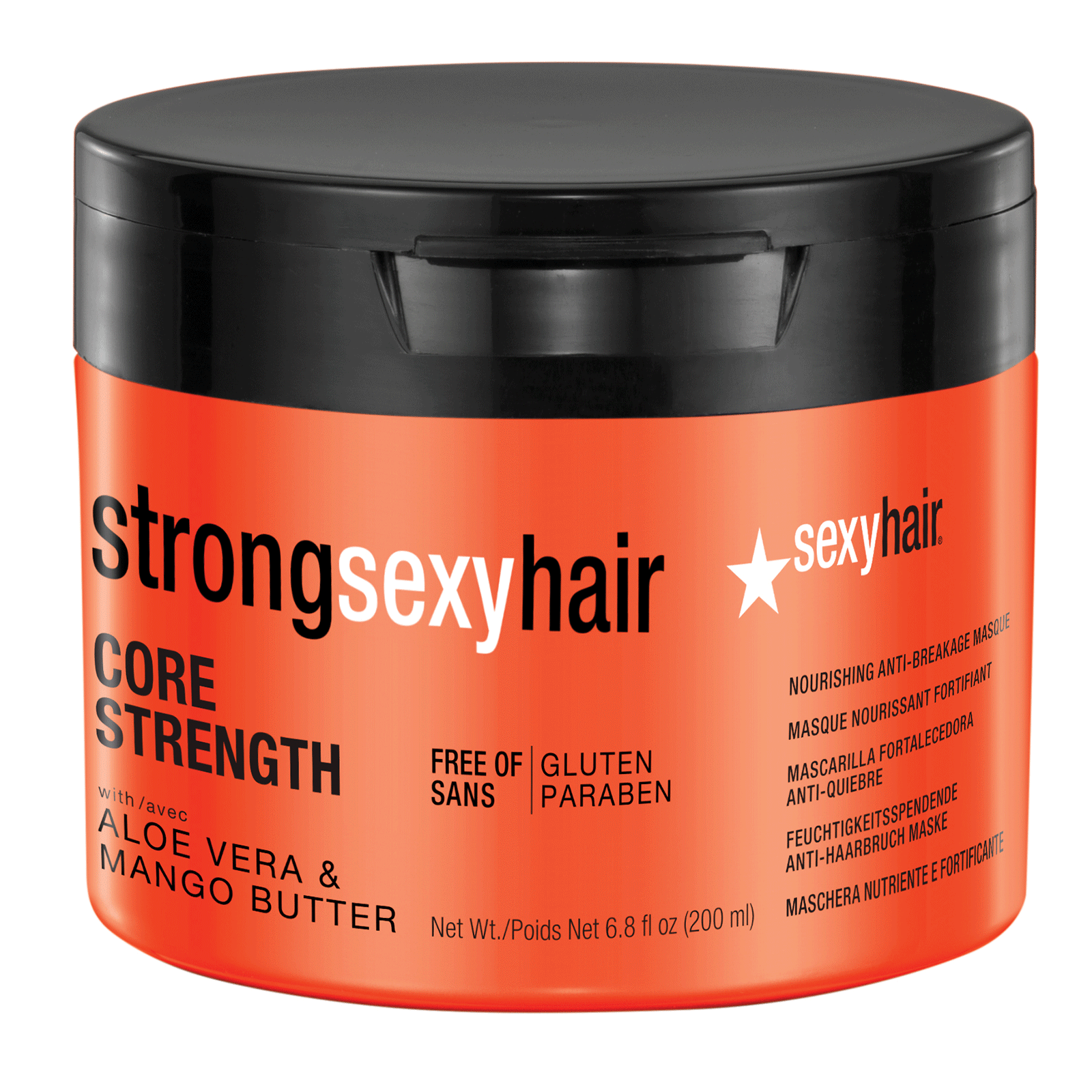 Strong Sexy Hair - Core Strength Nourishing Masque