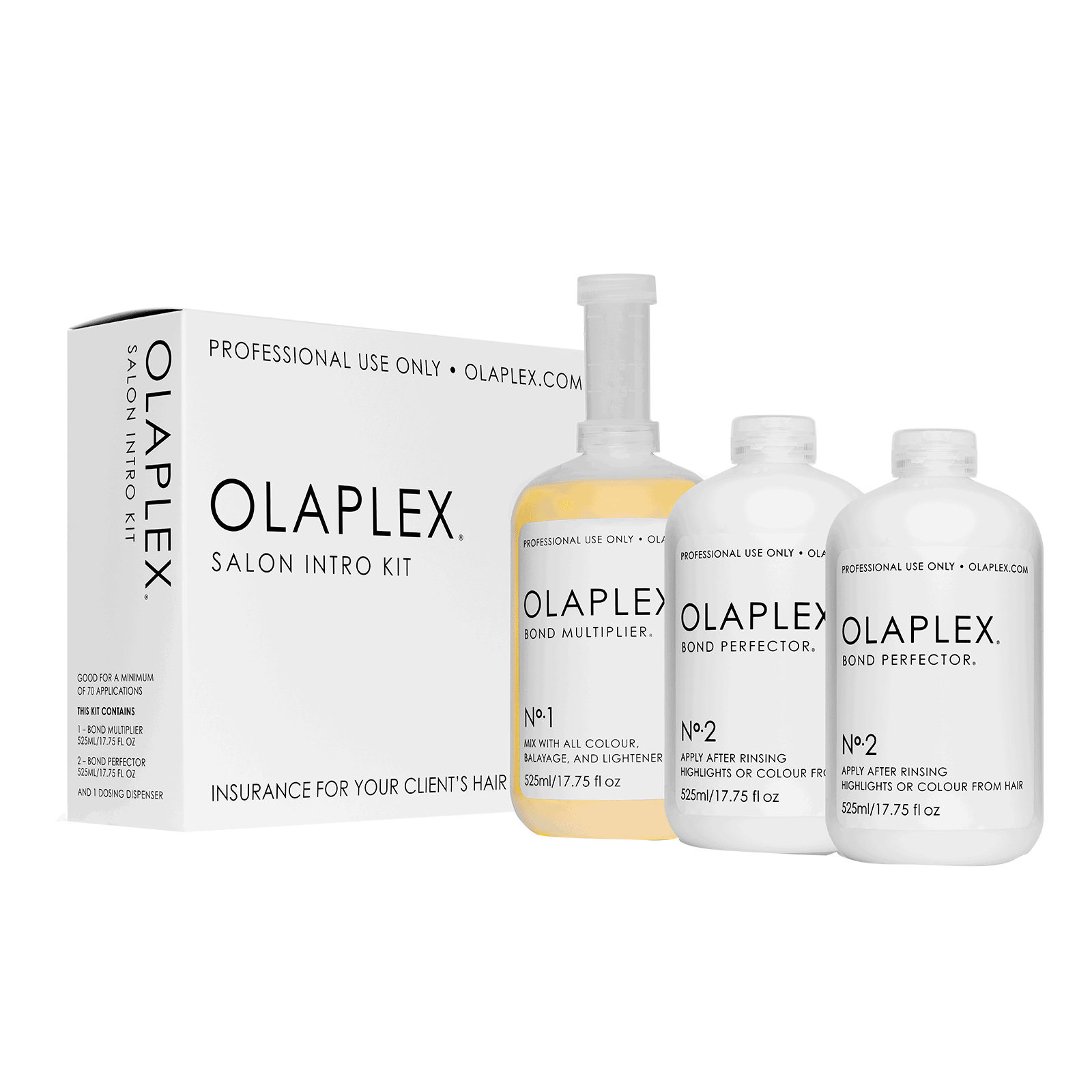 Olaplex Large Salon Kit - 140 applications