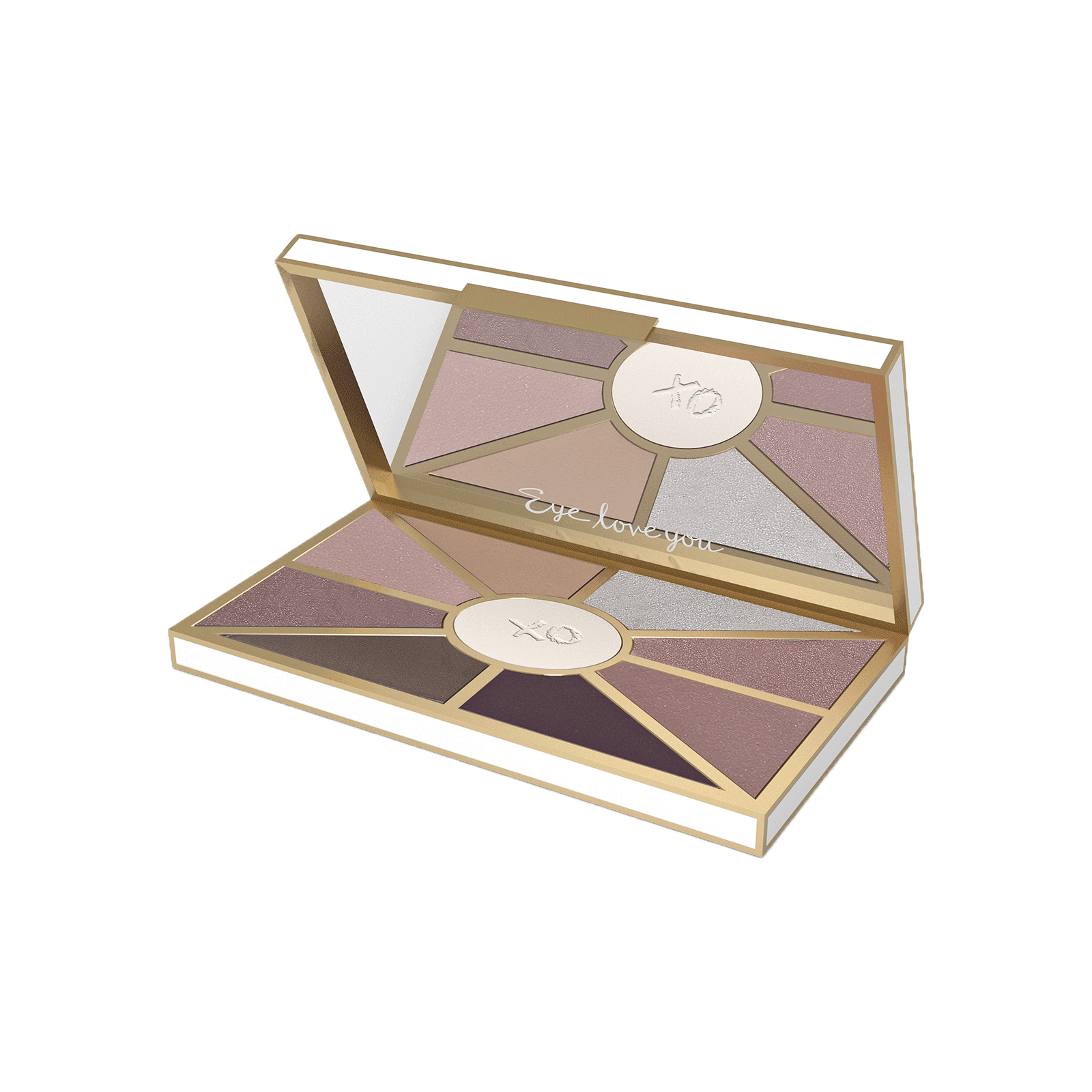 Eyeshadow Collection - Seduction