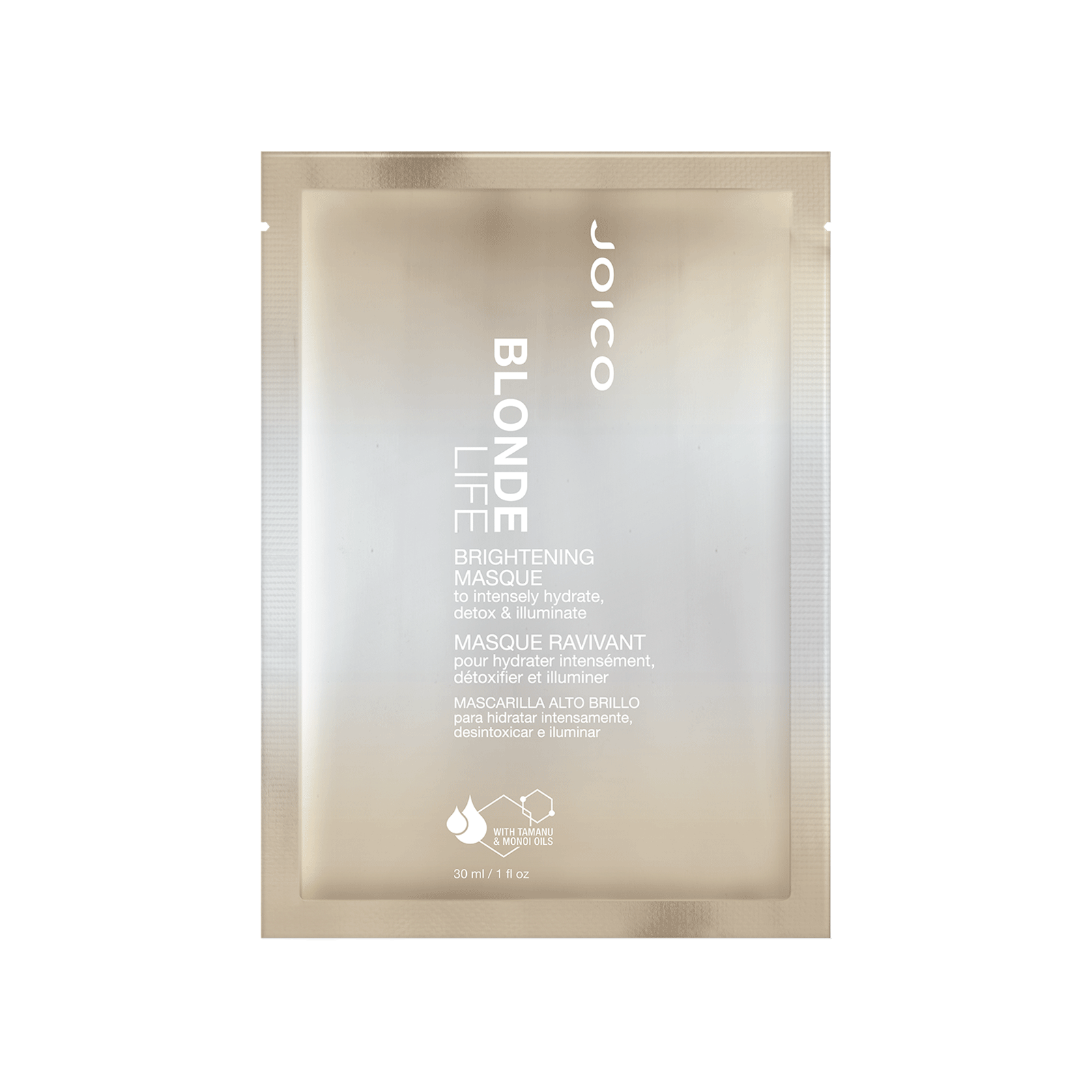 Blonde Life Masque Foil