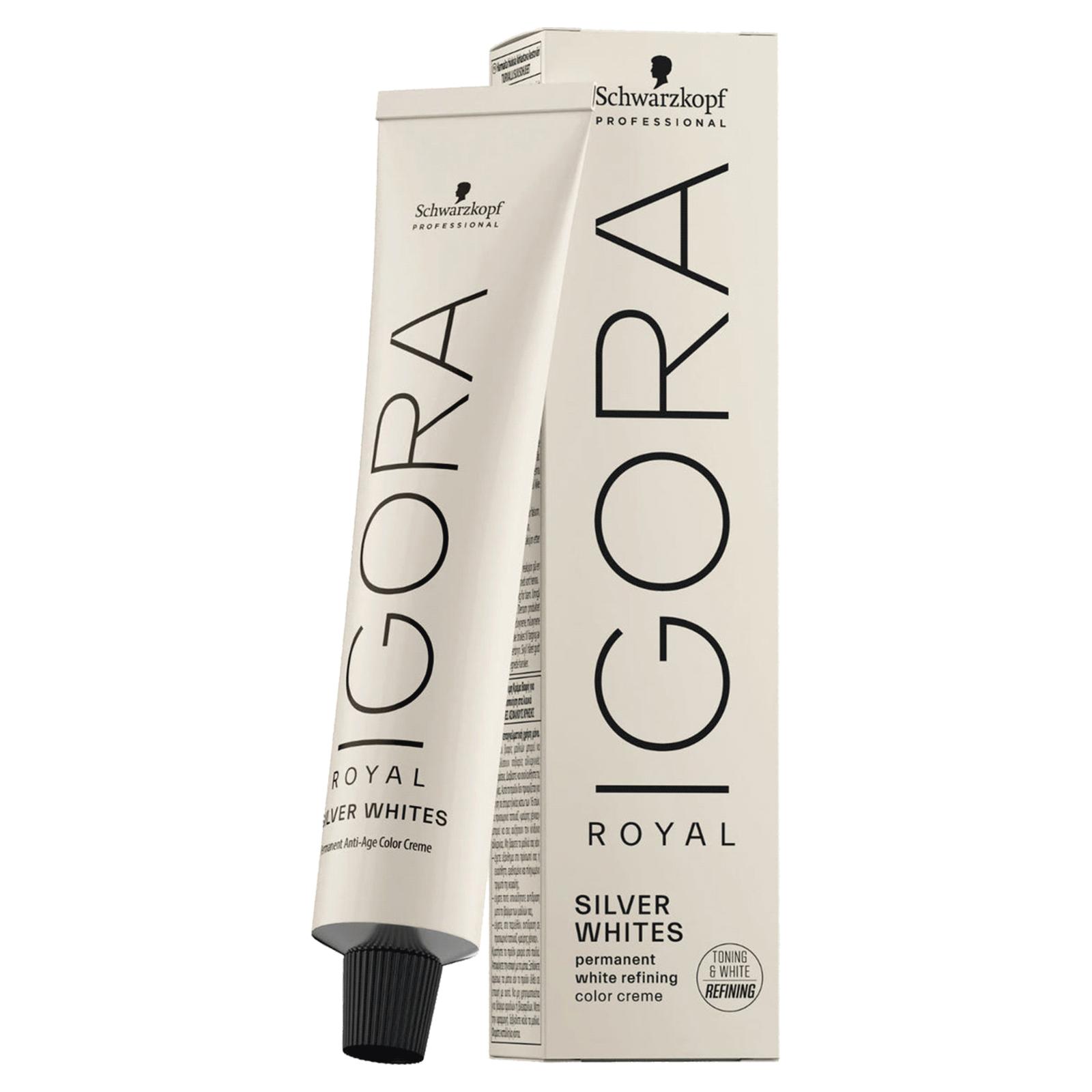 22bcf9923d IGORA Royal Silverwhite - Schwarzkopf Professional | CosmoProf