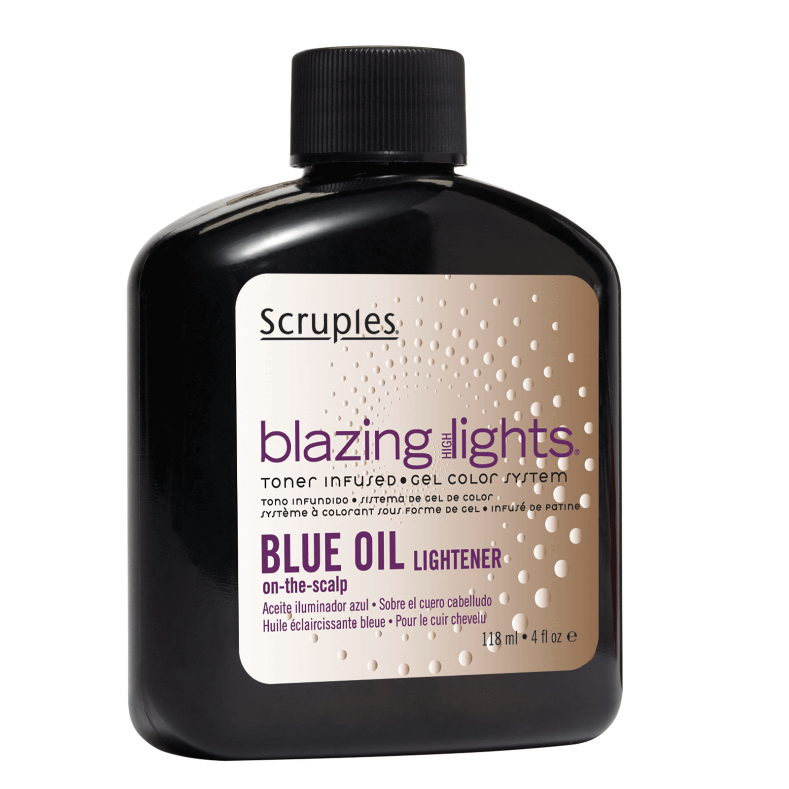 Blazing Lights Blue Oil Lightener