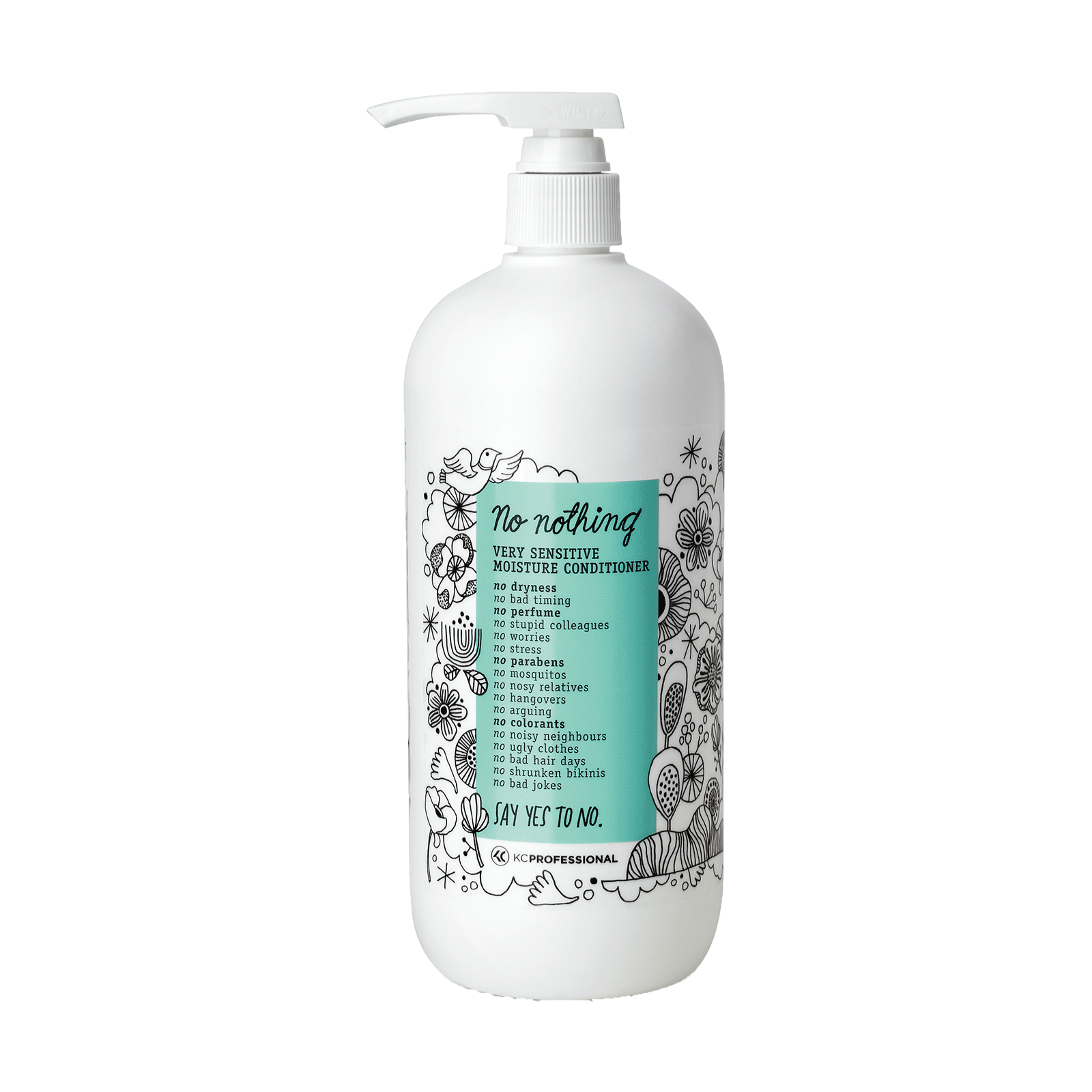 Very Sensitive Moisture Conditioner