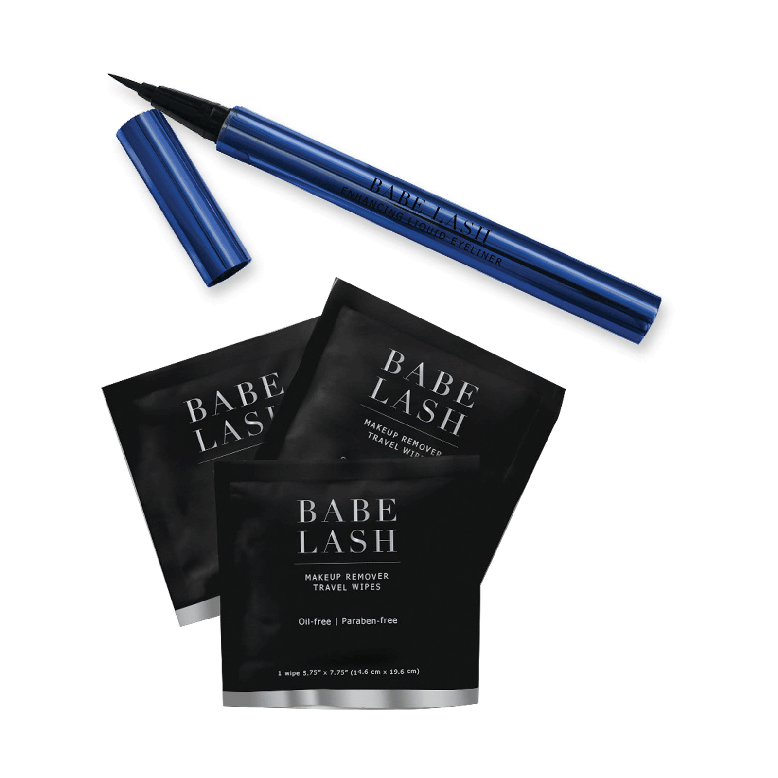 Limited Edition Enhancing Liquid Eyeliner with 3 Free Wipes