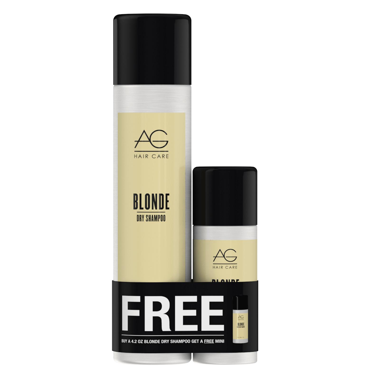 Blonde Dry Shampoo Duo - AG Hair | CosmoProf