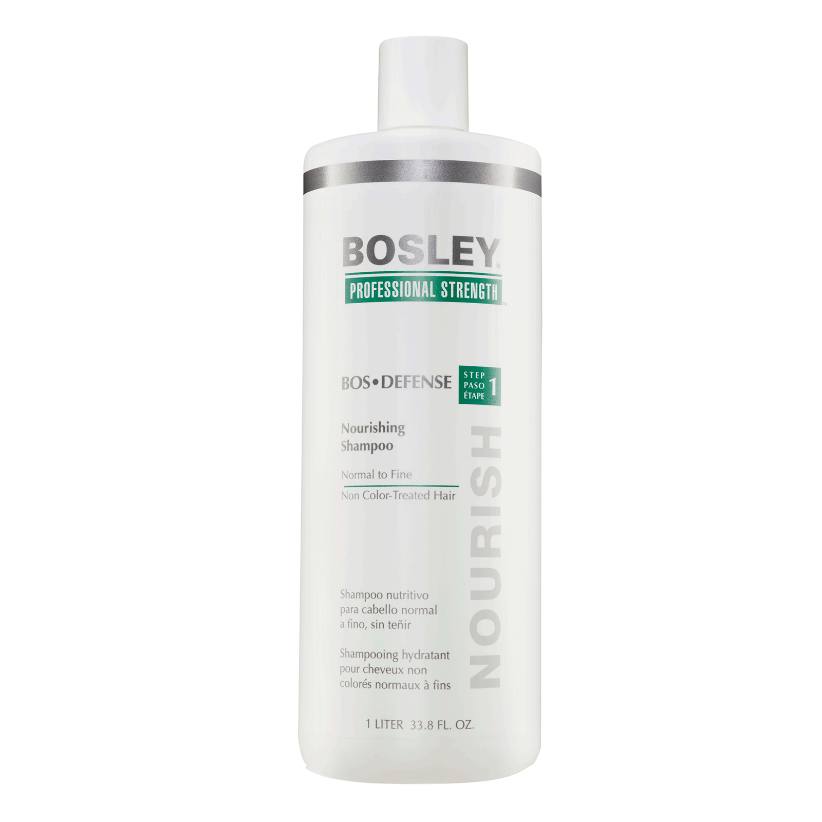 BosDefense Nourishing Shampoo for Non Color-Treated Hair