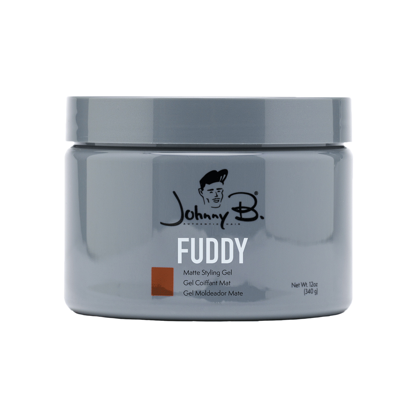 Fuddy Matte Styling Gel