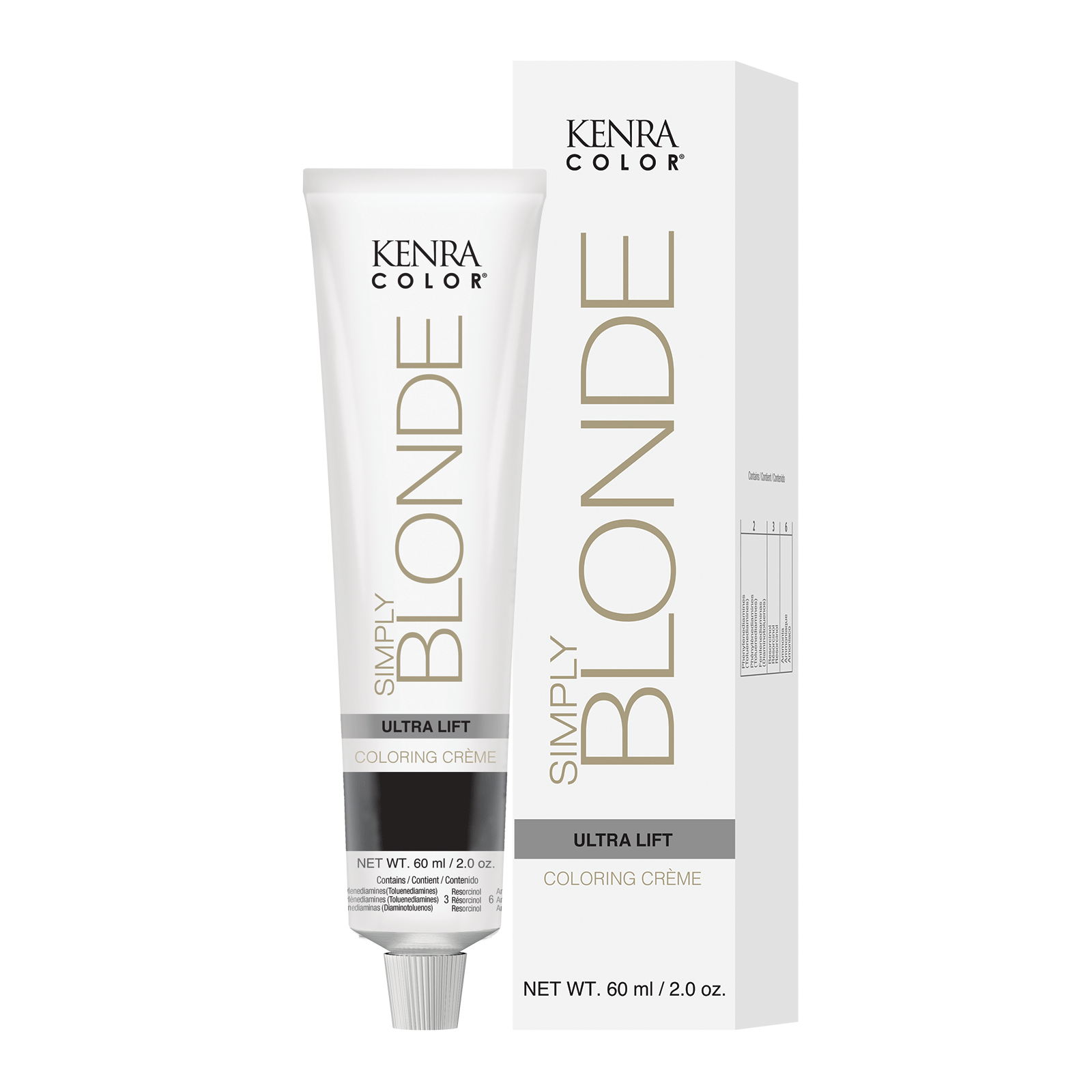 Simply Blonde Ultra Lift Ice
