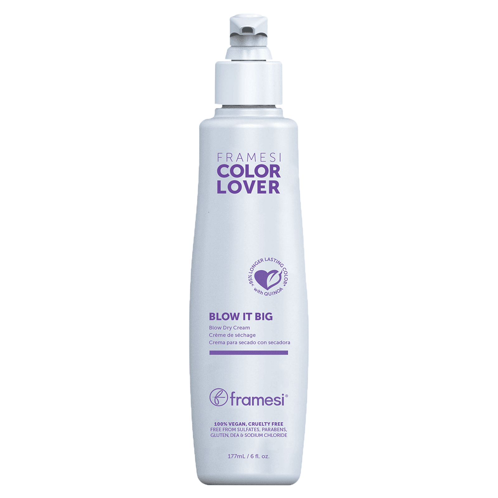 Color Lover Volume Blow It Big - Blow Dry Cream