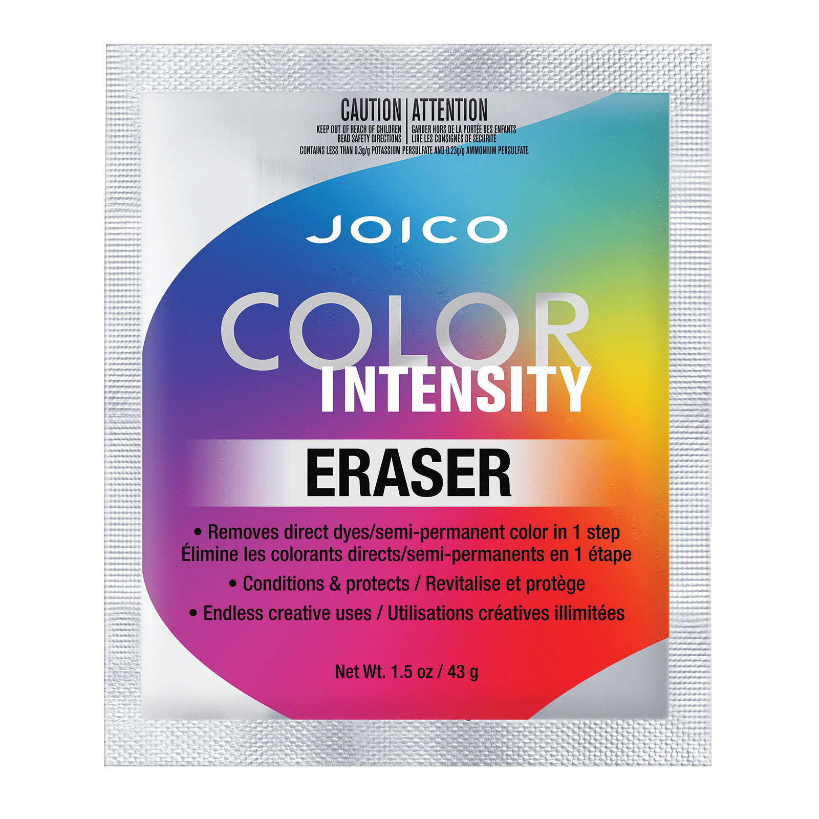 Color Intensity Eraser