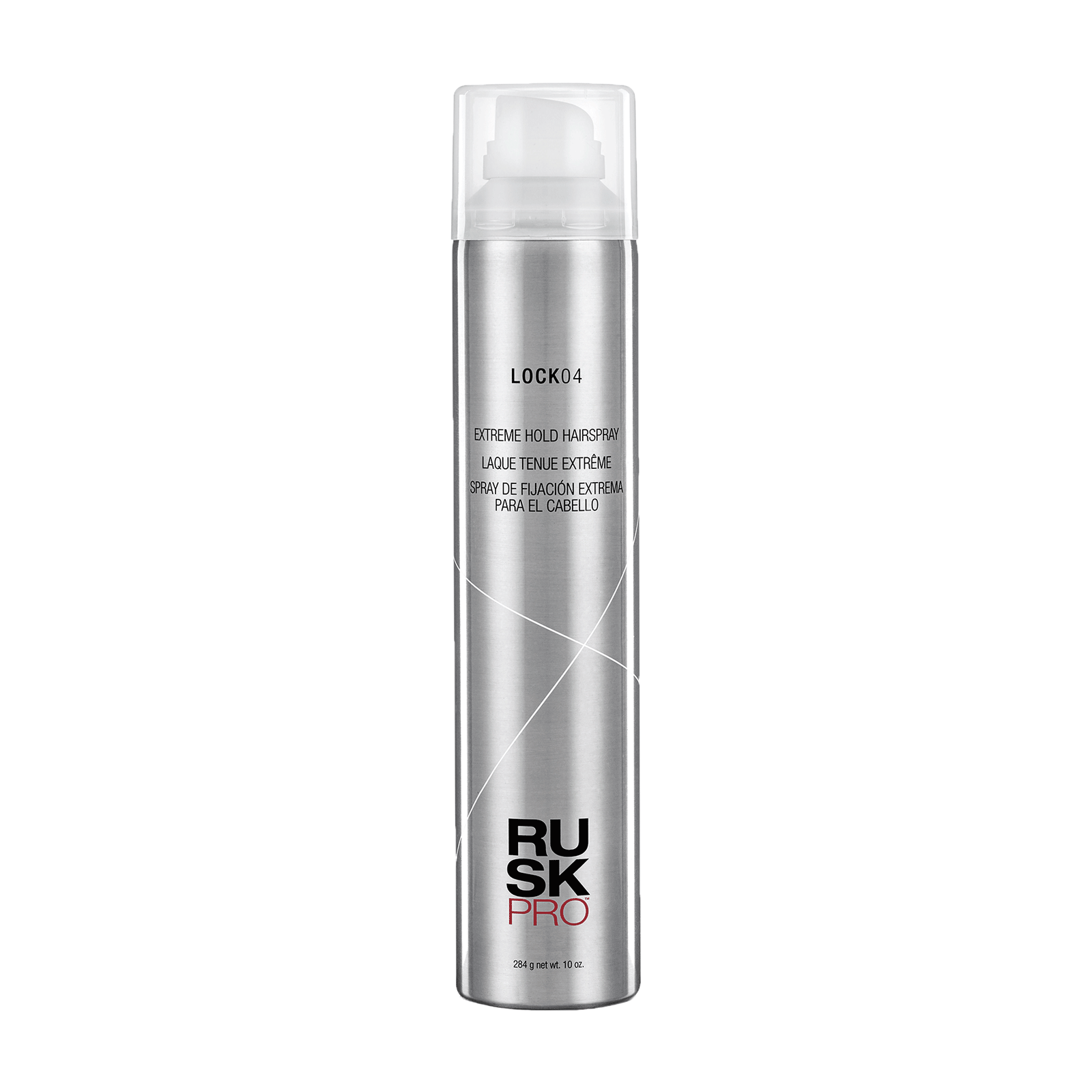 RuskPRO Lock04 Extreme Hold Hairspray