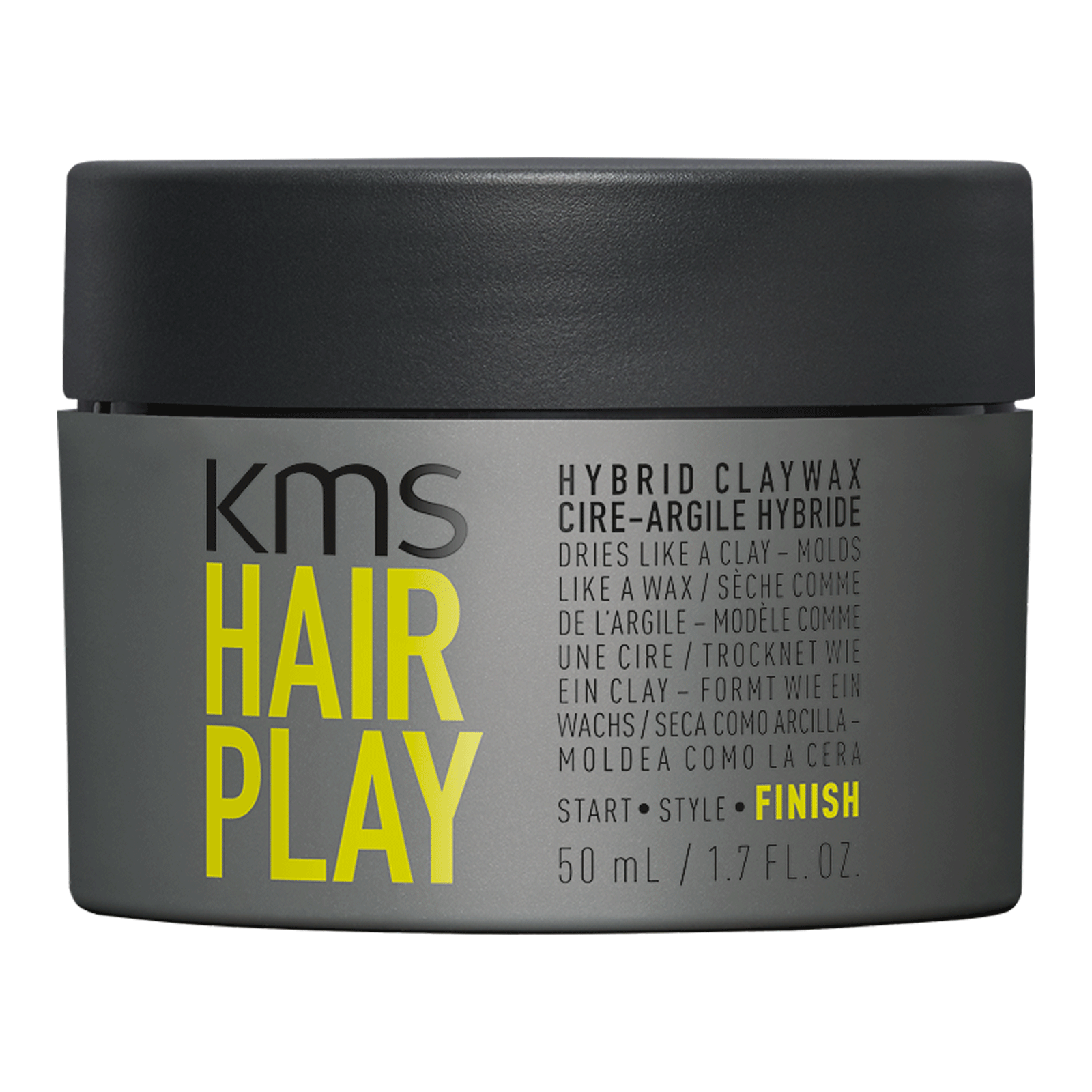 HAIRPLAY - Hybrid Claywax