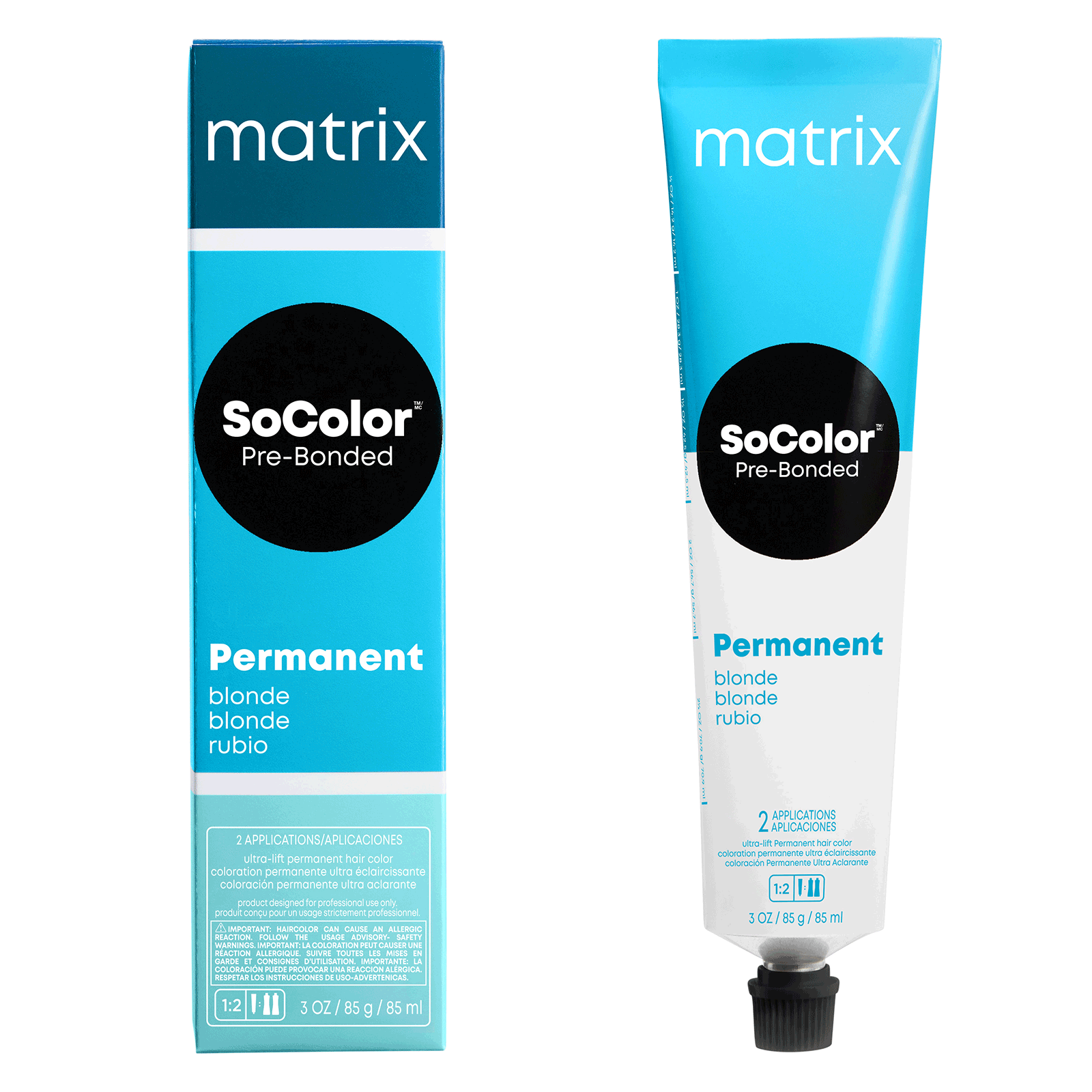 SoColor Ultra Blonde+Bonder Collection
