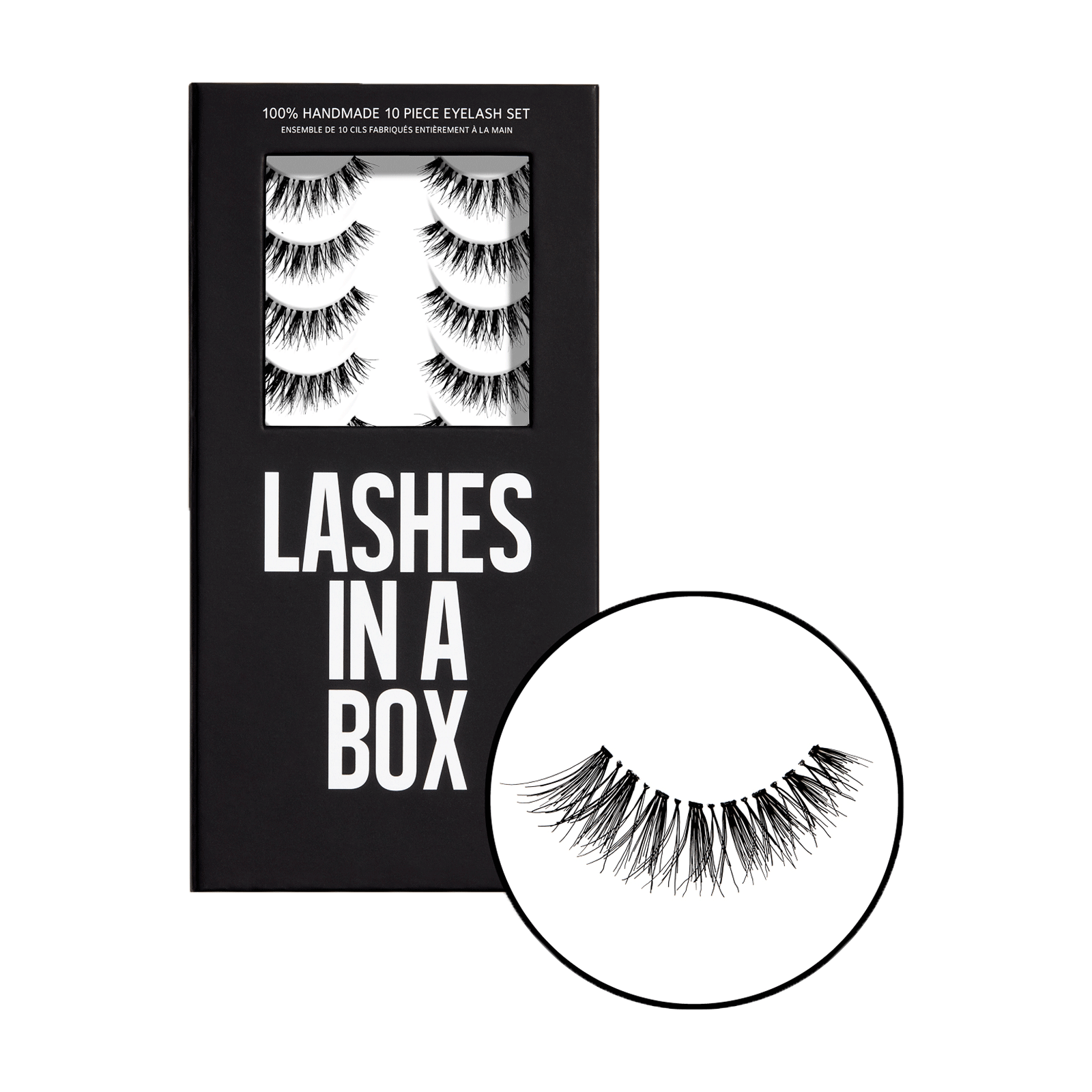 Lashes IN A Box No. 24 - 10 Pack