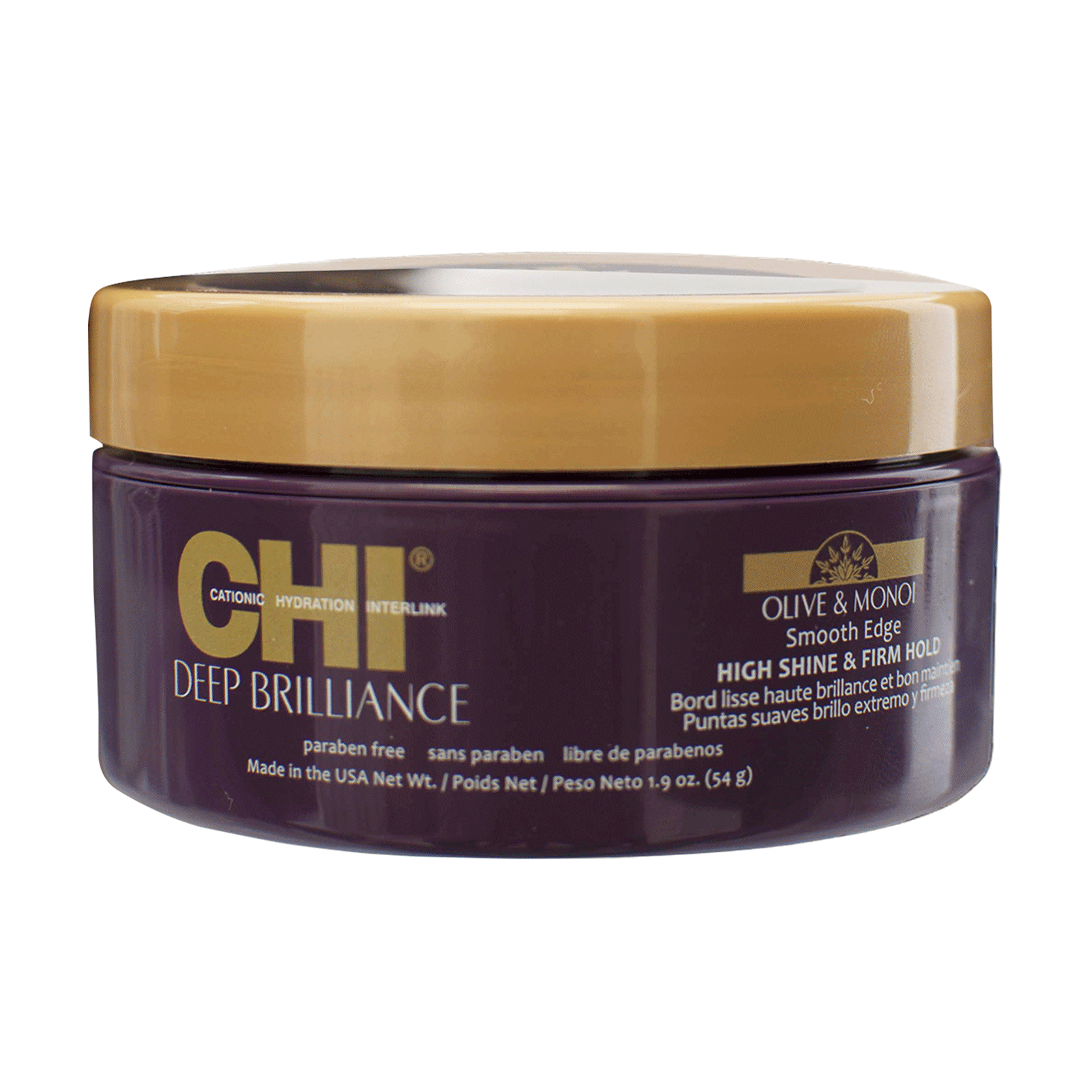 CHI Deep Brilliance - Smooth Edge High Shine & Firm Hold
