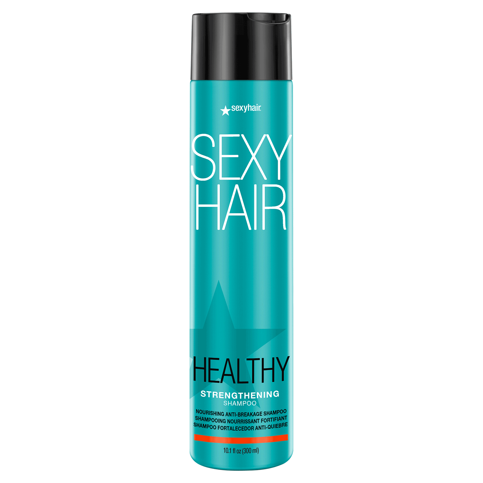 Strong Sexy Hair -   Strengthening Shampoo