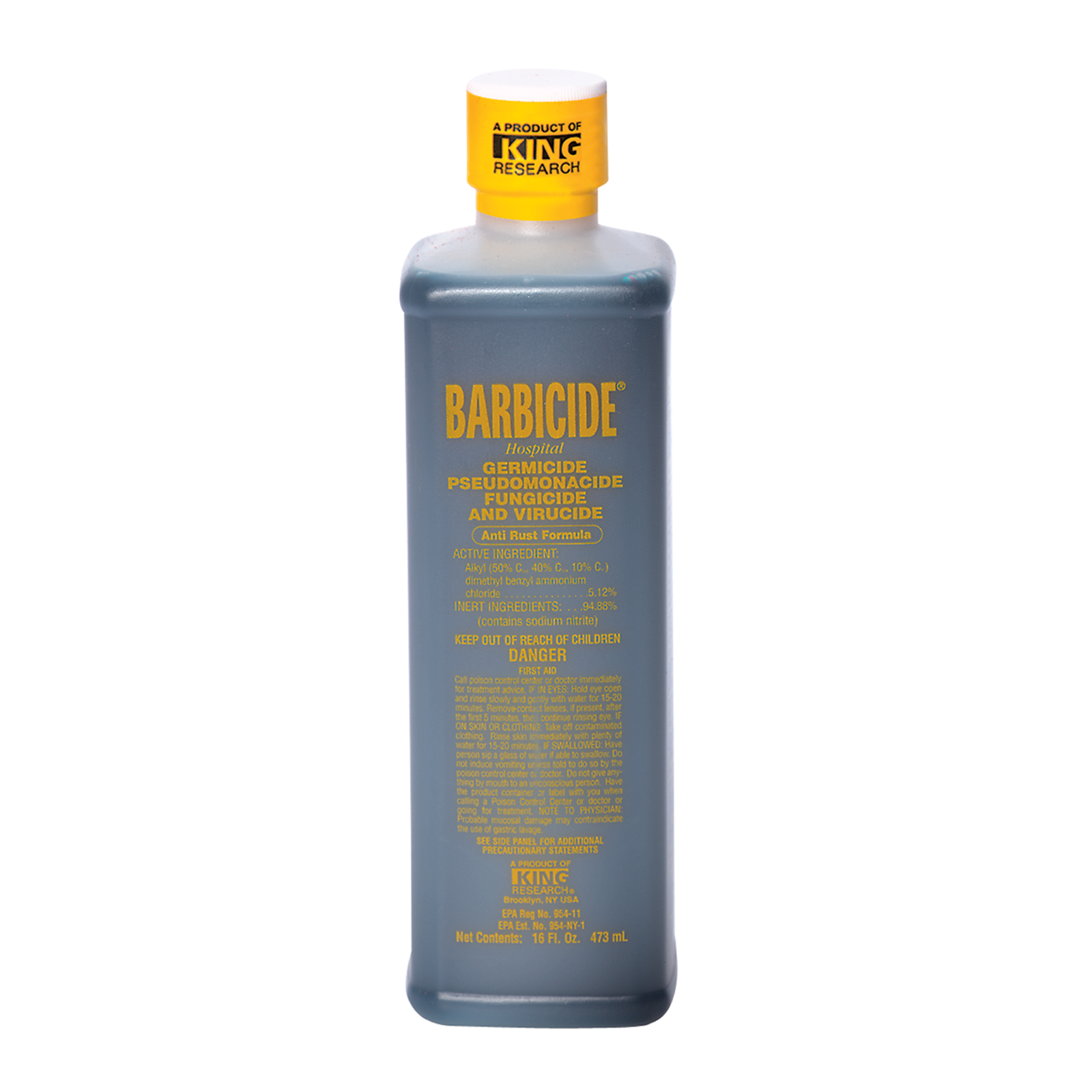 Barbicide Liquid - King Research Barbicide | CosmoProf