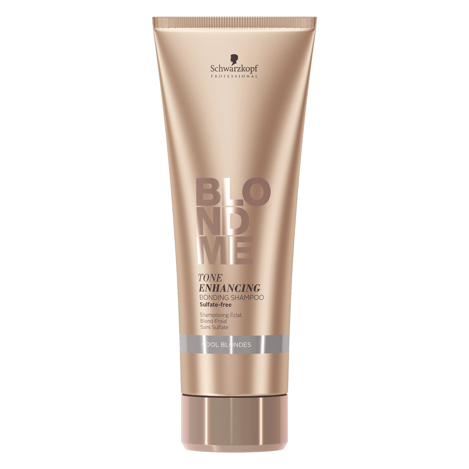 BlondMe - Tone Enhancing Bonding Shampoo - Cool Blonde