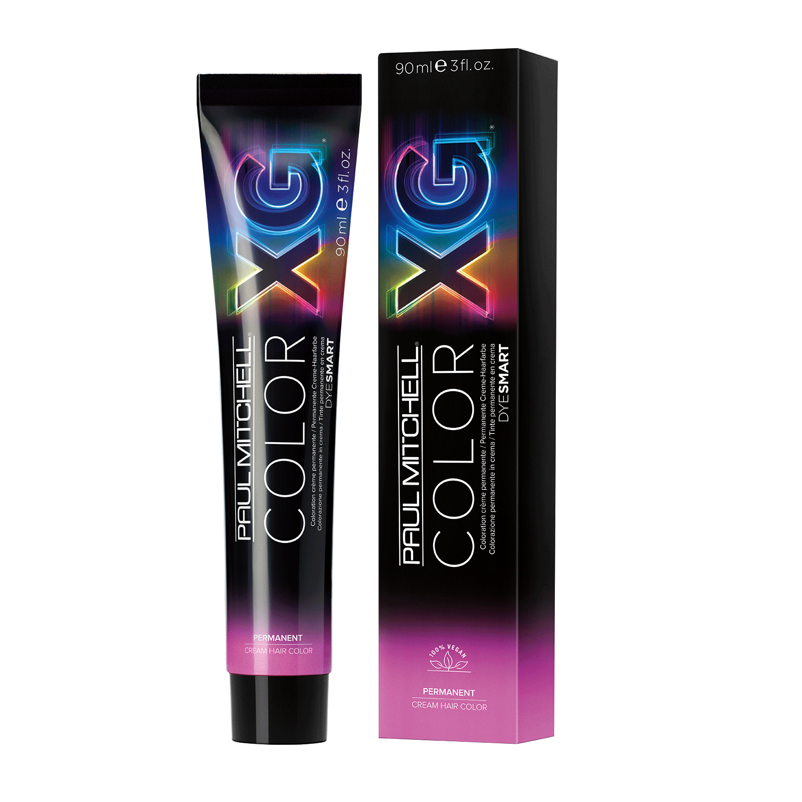 The Color Xg Permanent Hair Color John Paul Mitchell Systems
