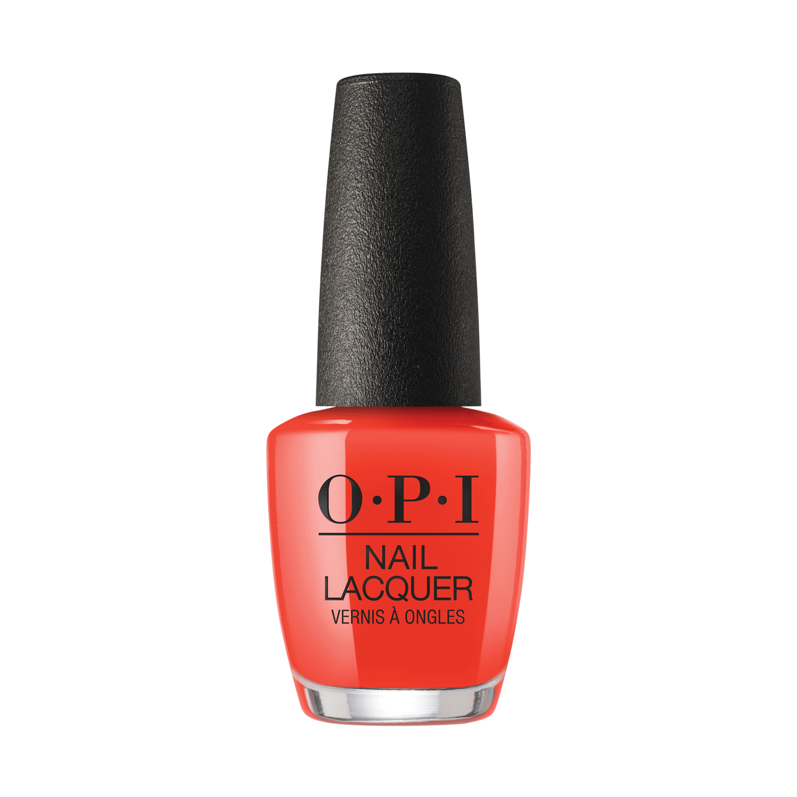 OPI Lacquer - A Red-Vival City