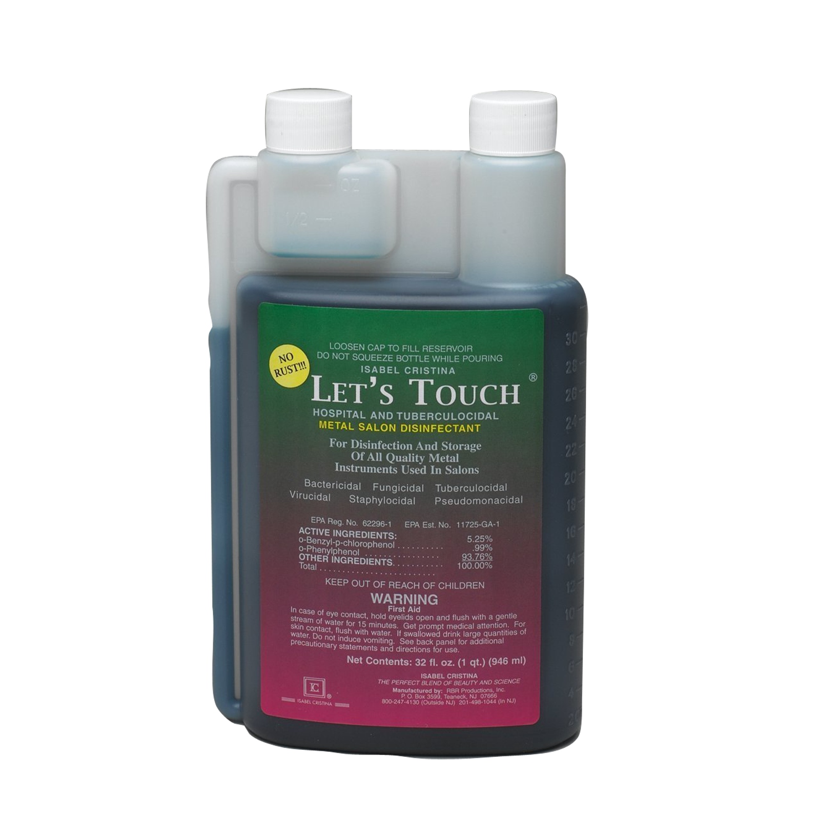 Let's Touch No Rust Concentrate
