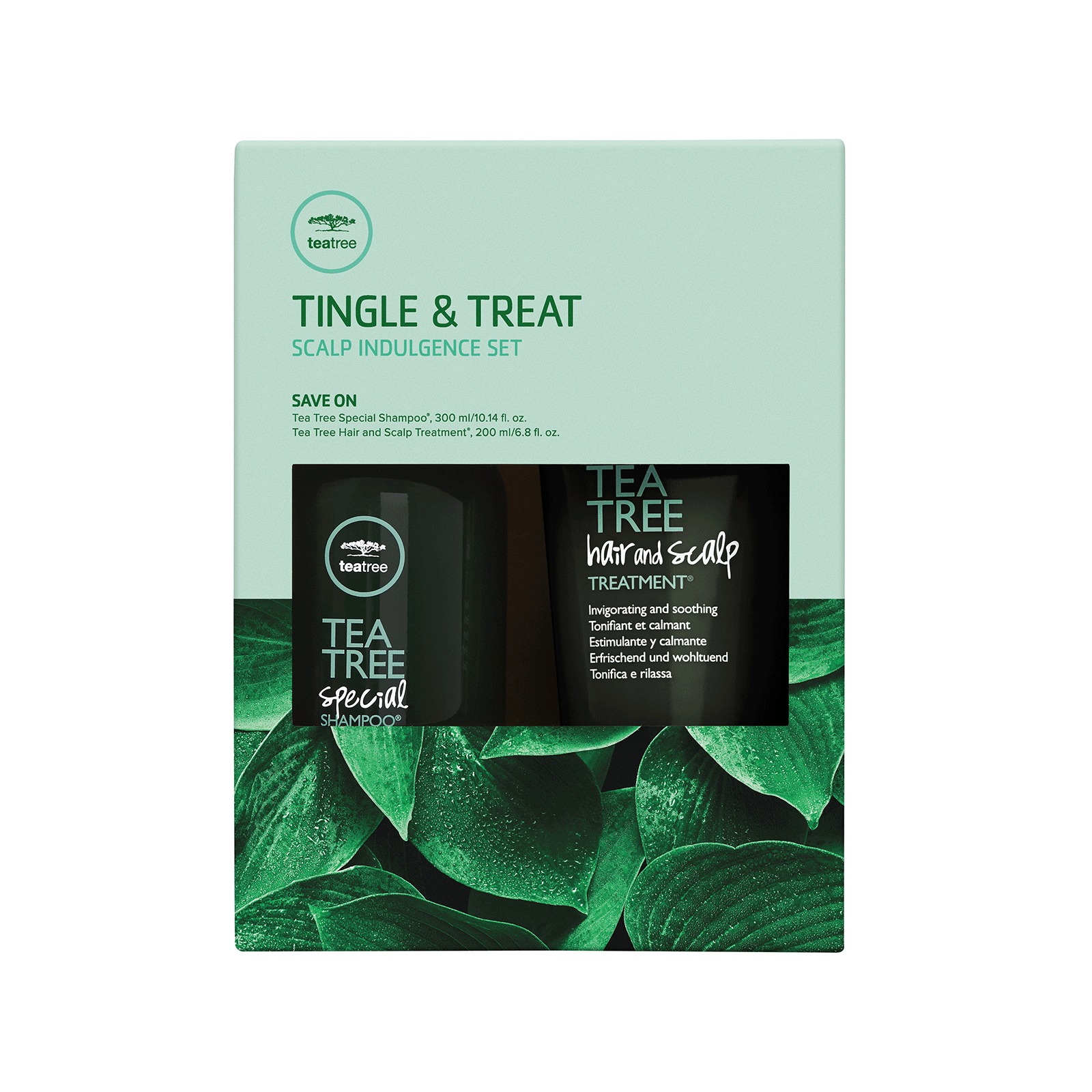 Tea Tree Special Shampoo, Hair & Scalp Treatment