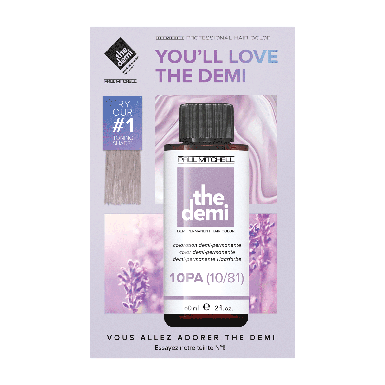 The Demi Try Me  Kit