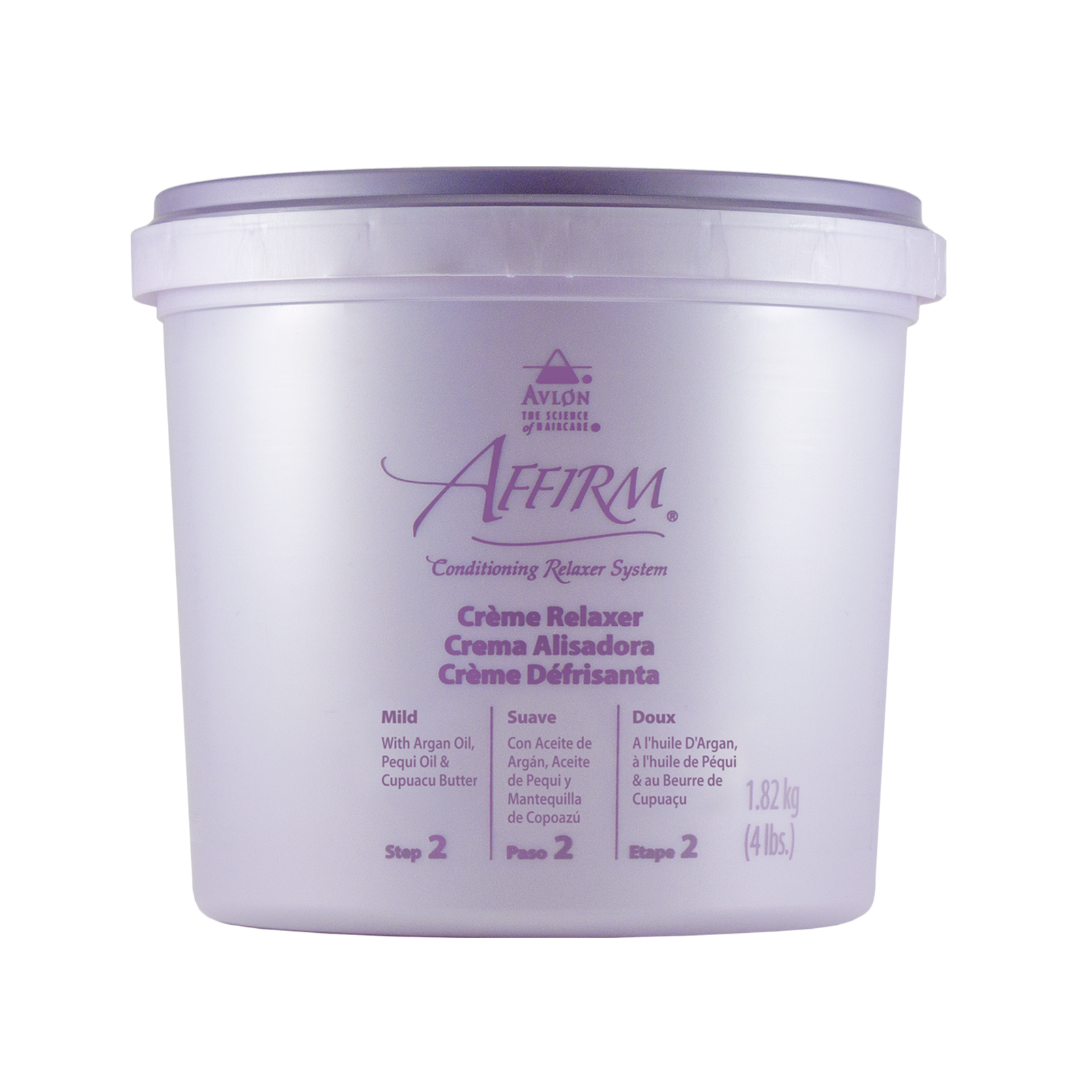 Affirm Creme Relaxer-Mild