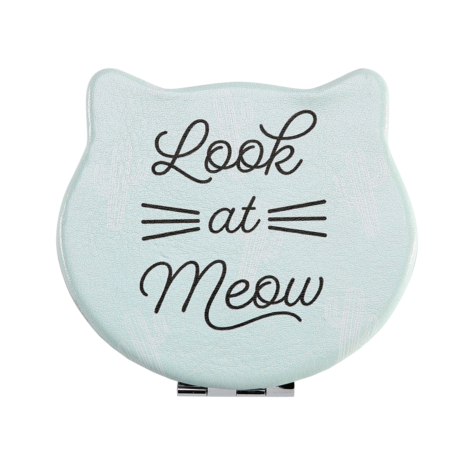 Desert Bloom Kitty Mirror Look At Meow