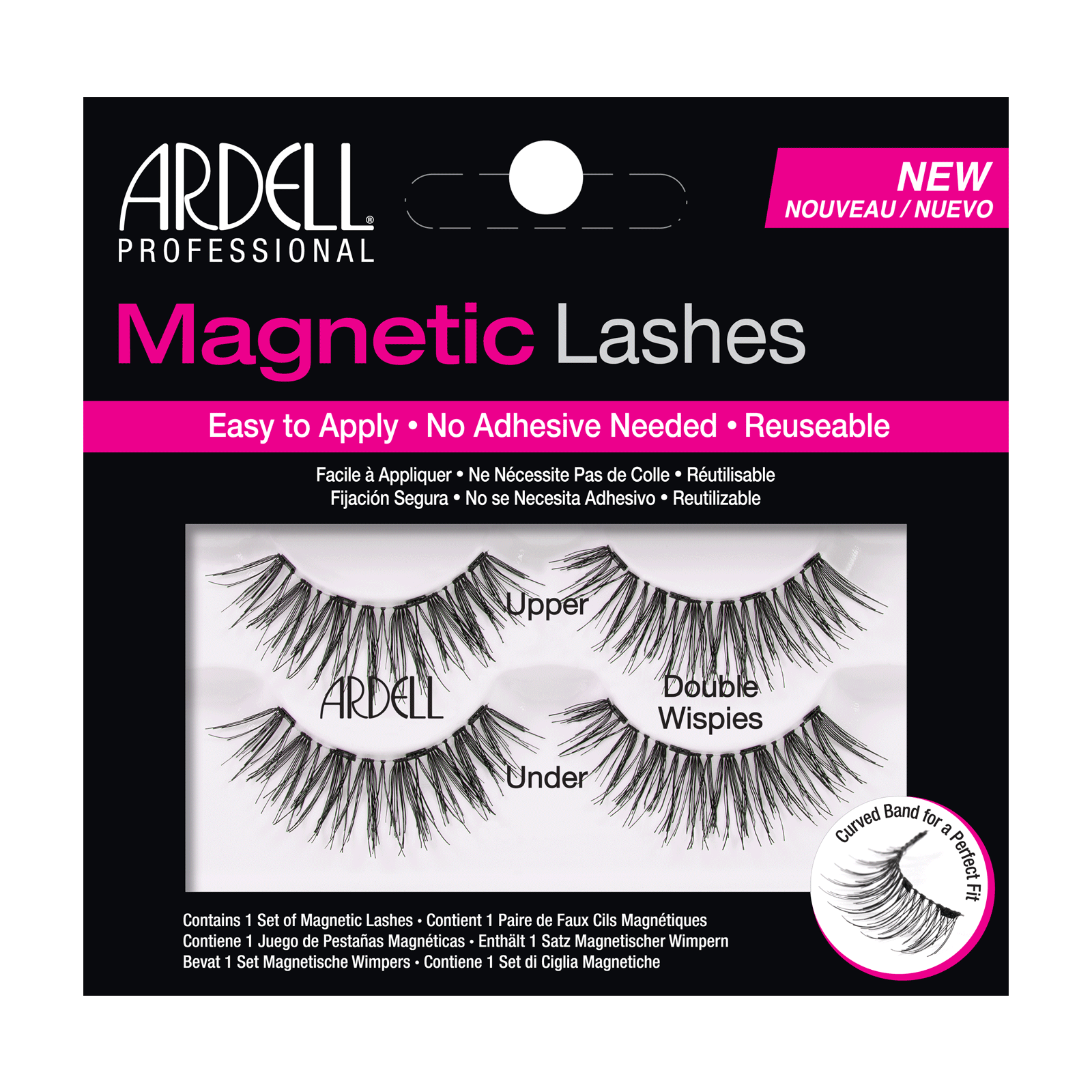 Magnetic Strip Lash Wispies Ardell Cosmoprof