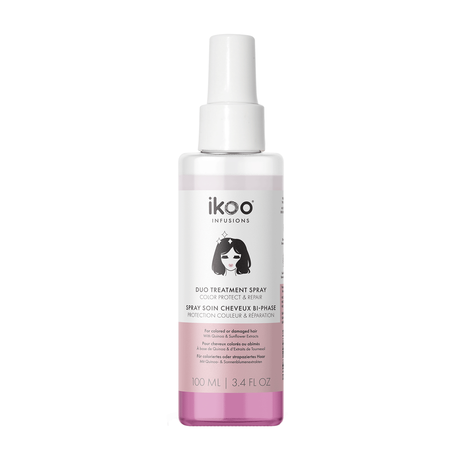 Duo Treatment Spray Color Protect & Repair