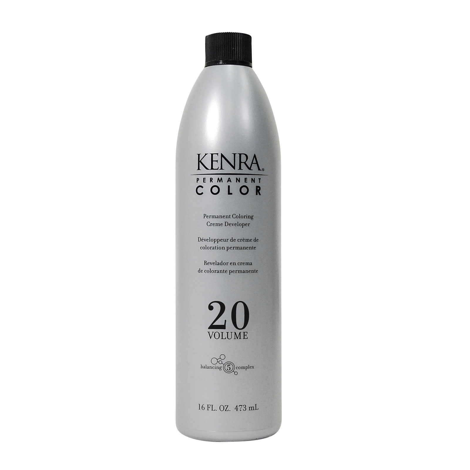 20 Volume Creme Developer Kenra Cosmoprof
