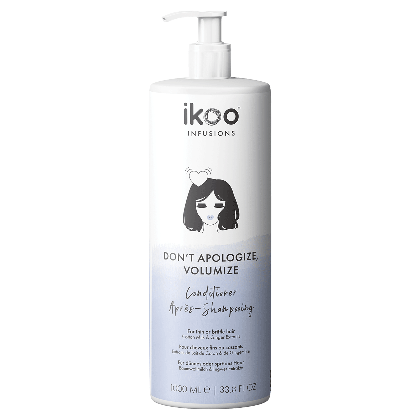 Don't Apologize, Volumize Conditioner