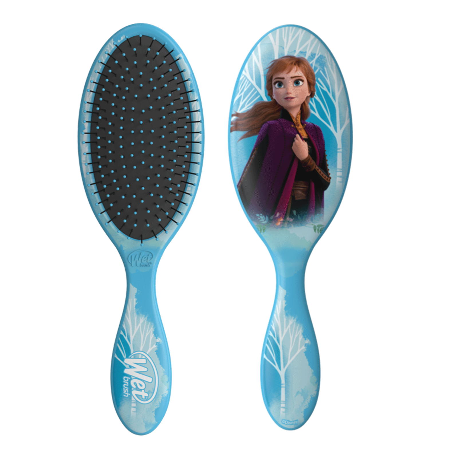 Disney Anna Frozen Detangler Brush