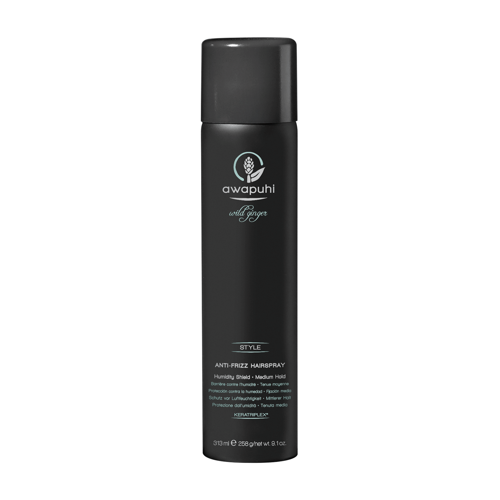 Awapuhi Wild Ginger - Anti-Frizz Hairspray