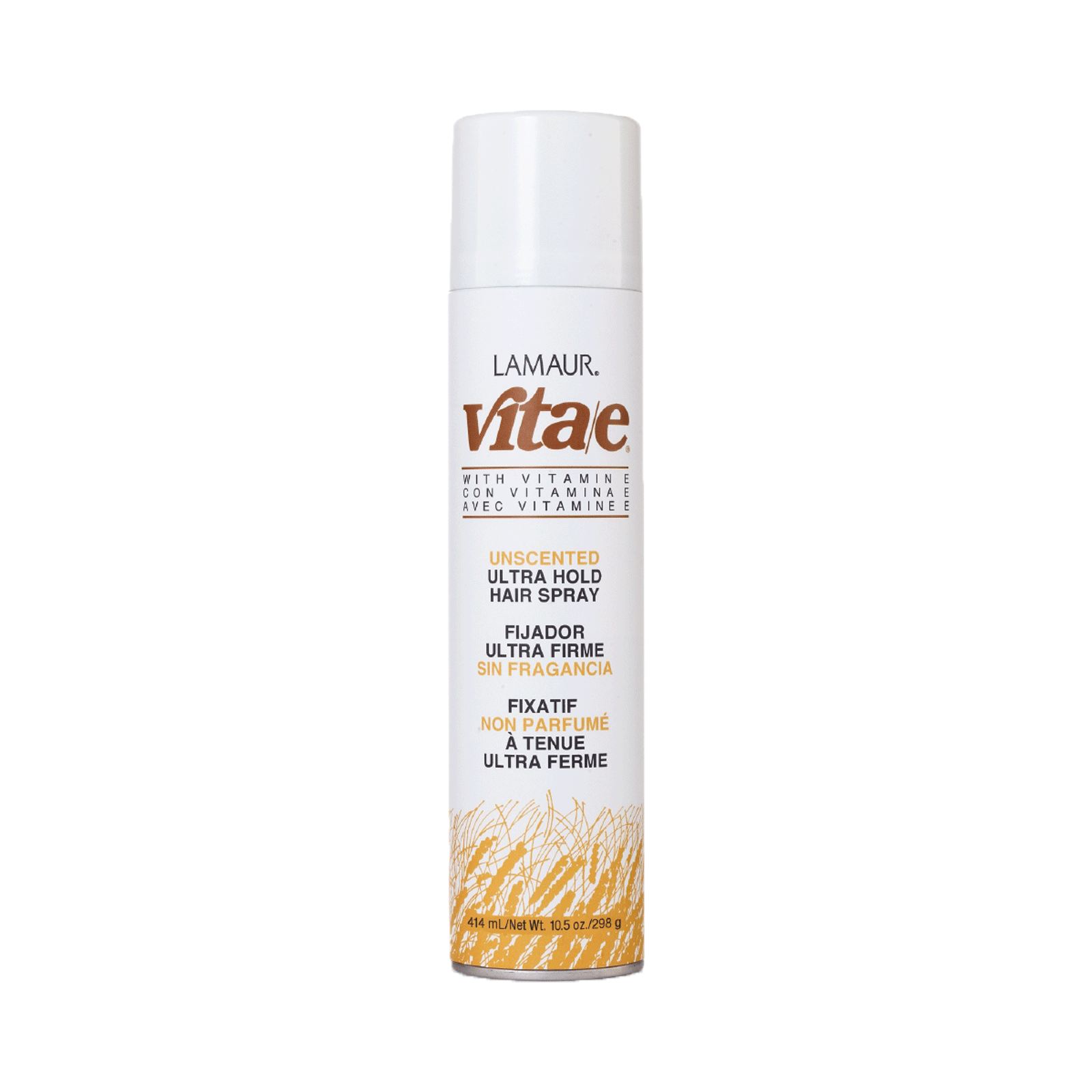 Vita E Unscented Ultra Hold Hairspray