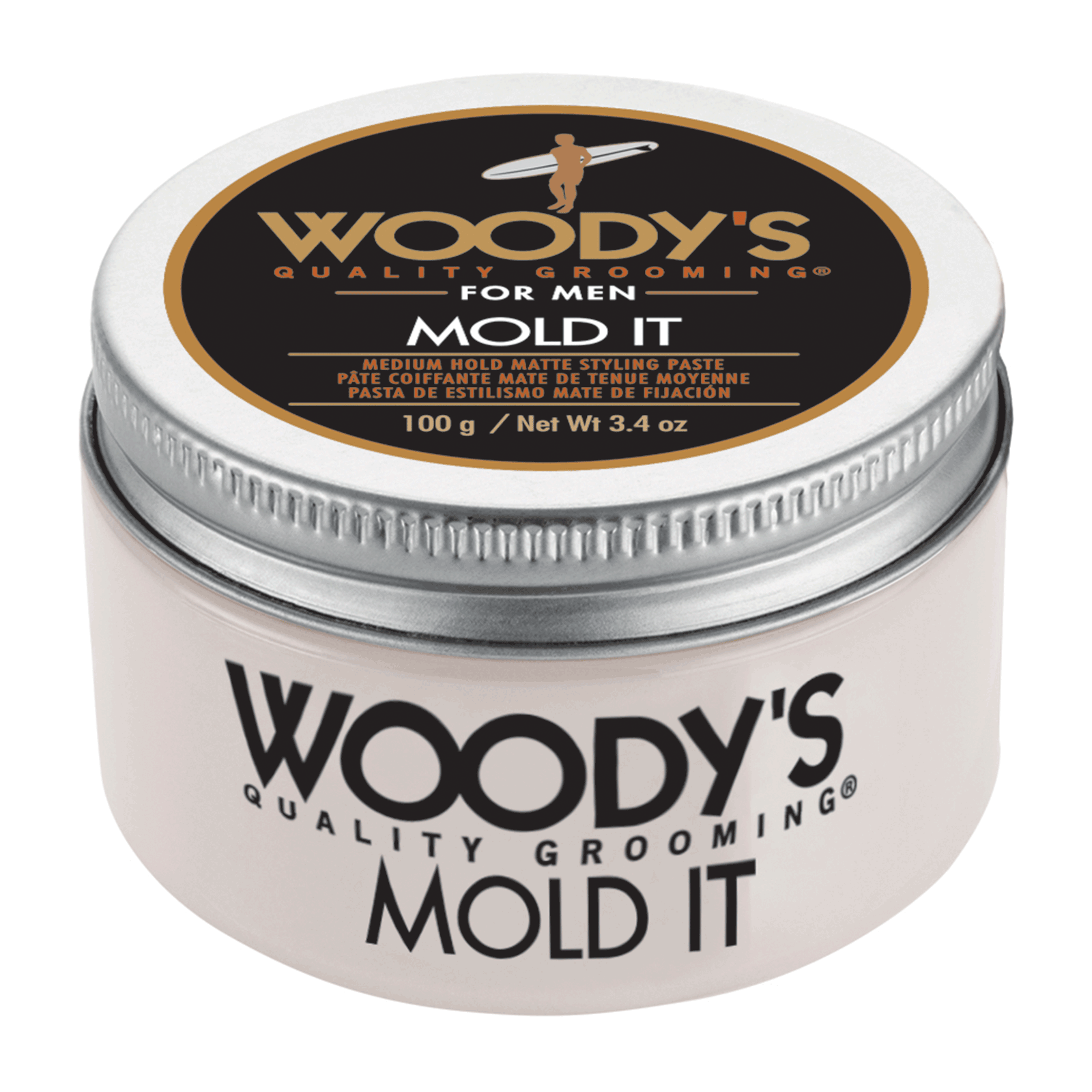 Mold It Matte Styling Paste