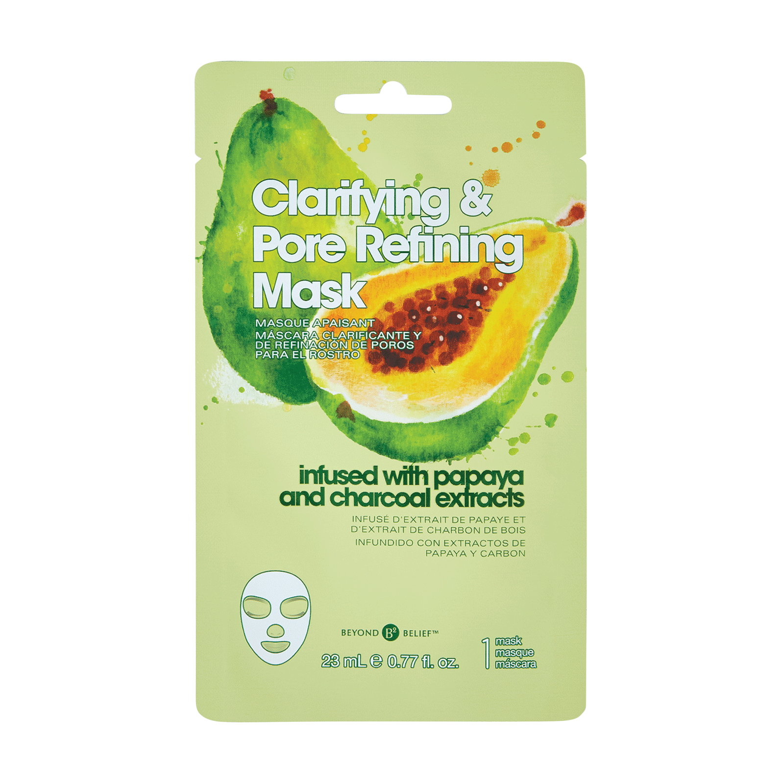 Clarifying and Pore Refining Mask