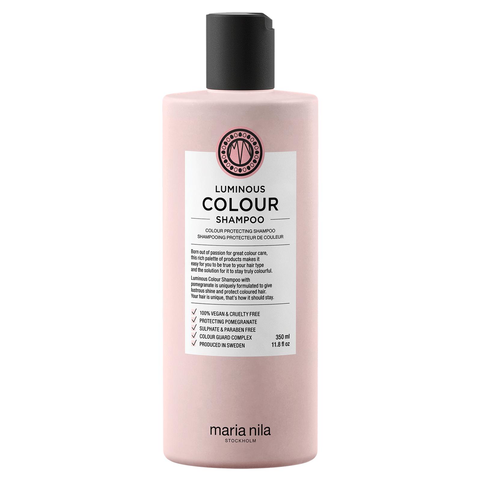Luminous Colour Shampoo Maria Nila Cosmoprof