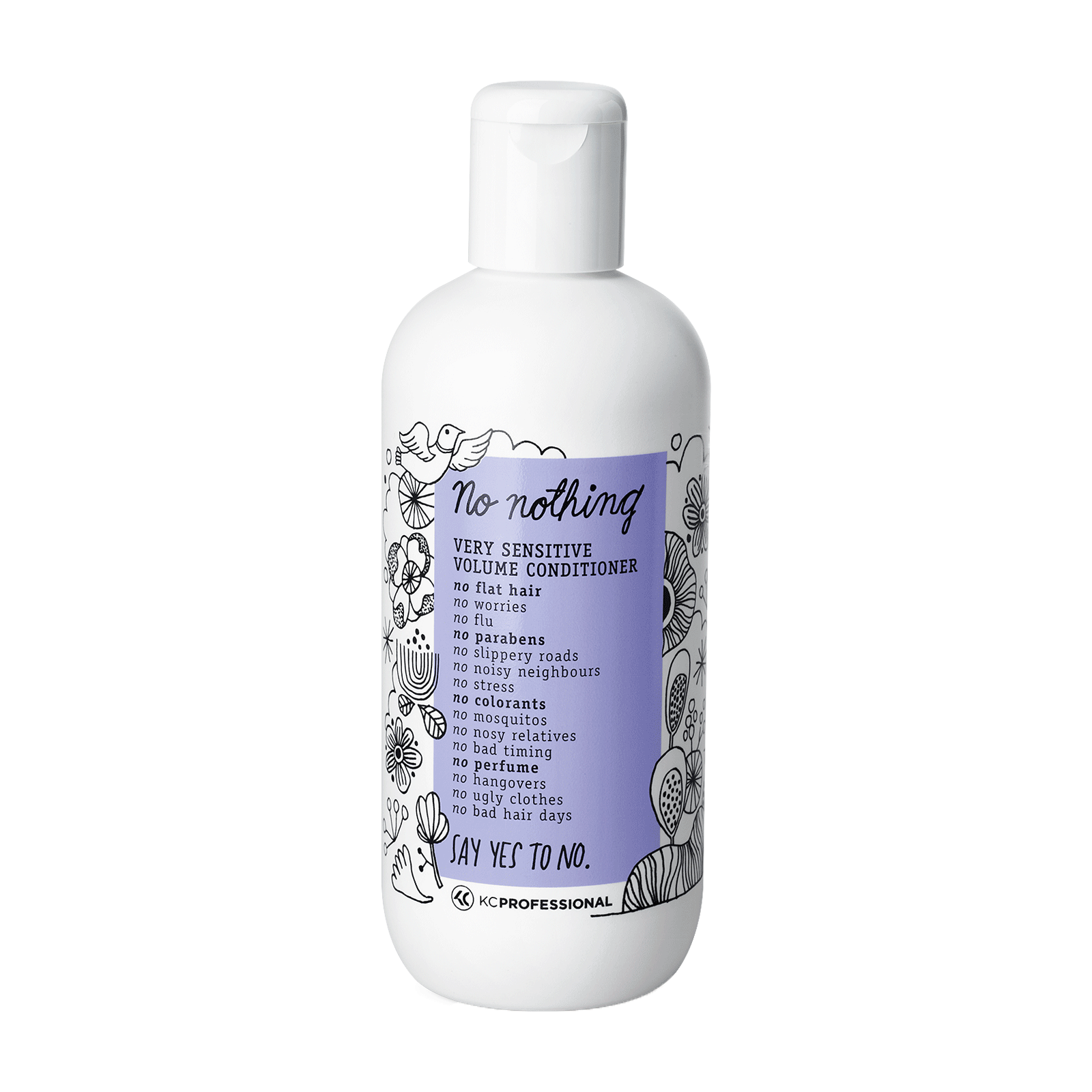 Very Sensitive Volume Conditioner