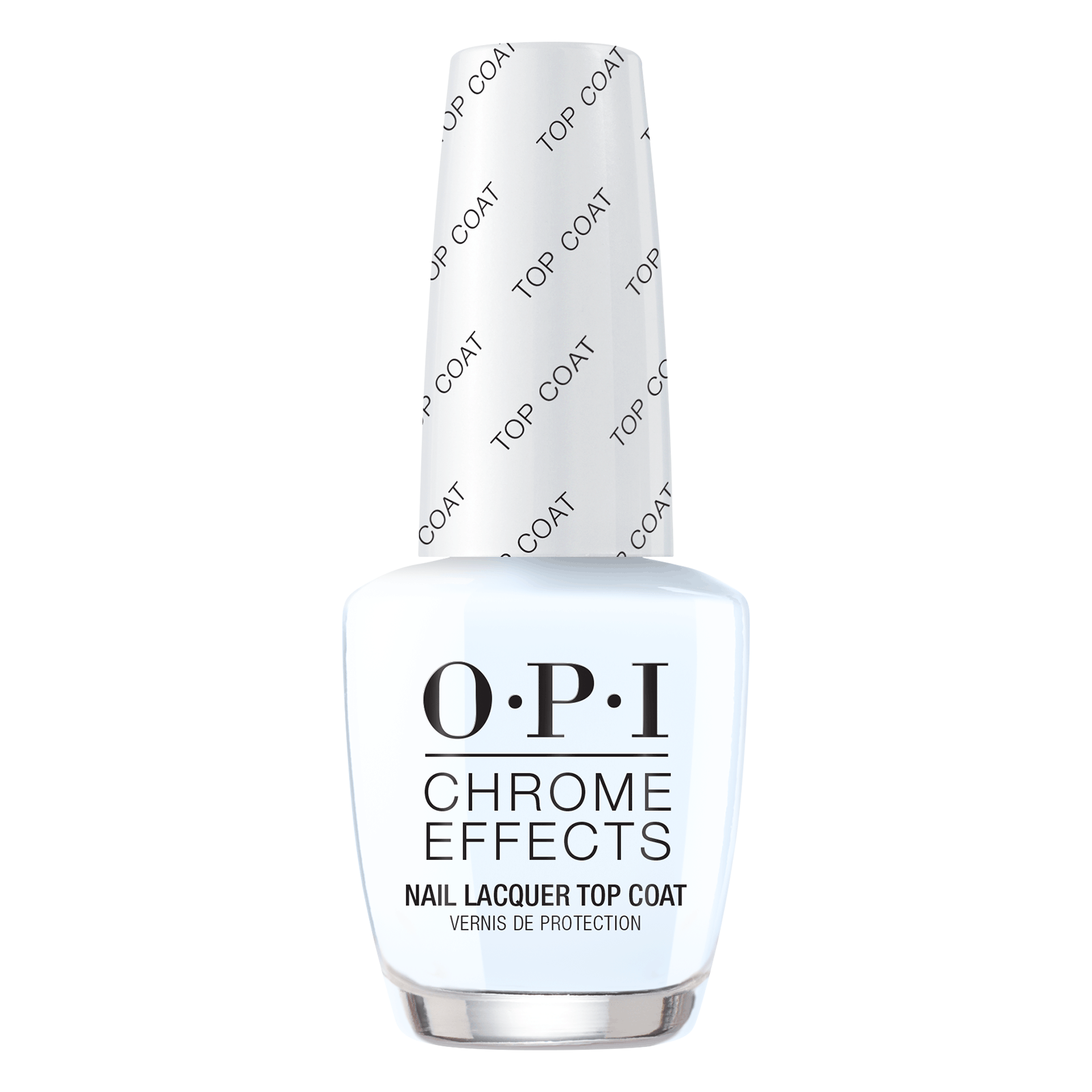 Chrome Effects - Nail Lacquer Top Coat - OPI | CosmoProf