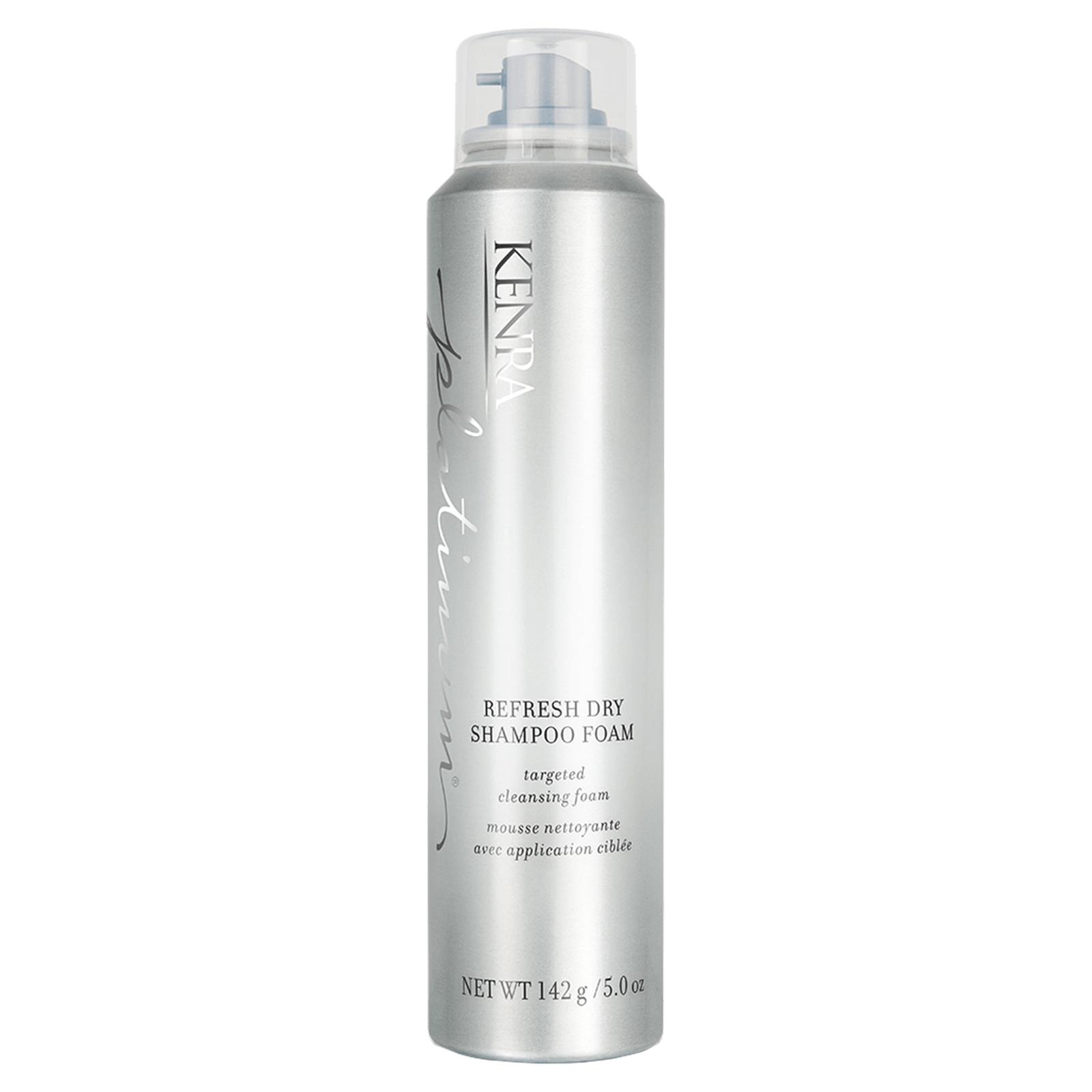 Refresh Dry Shampoo Foam