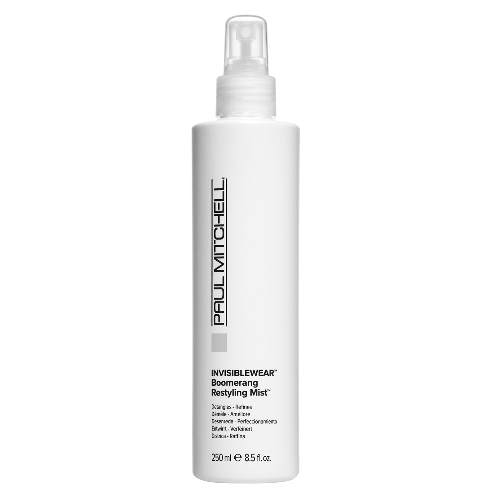 Invisiblewear - Boomerang Restyling Mist