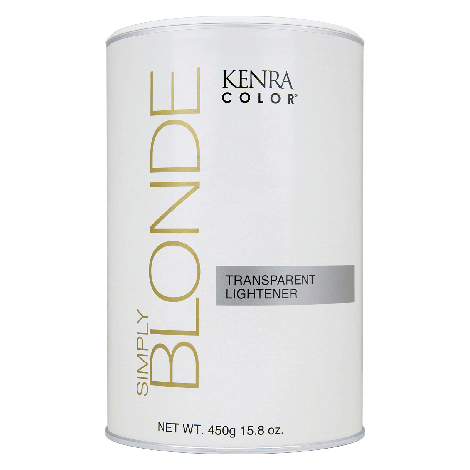 Simply Blonde Transparent Lightener