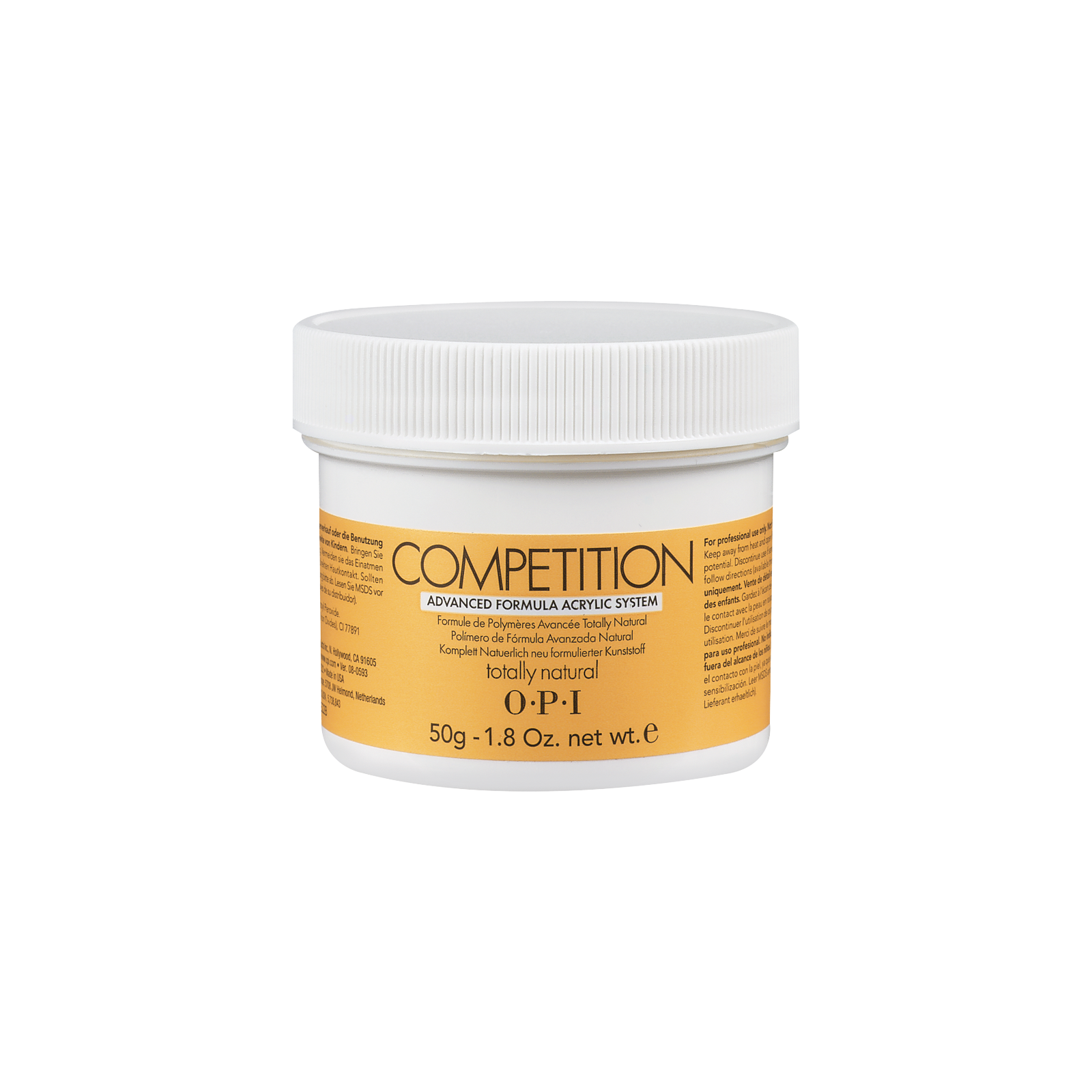 Totally Natural Competition Advanced Polymer Powder