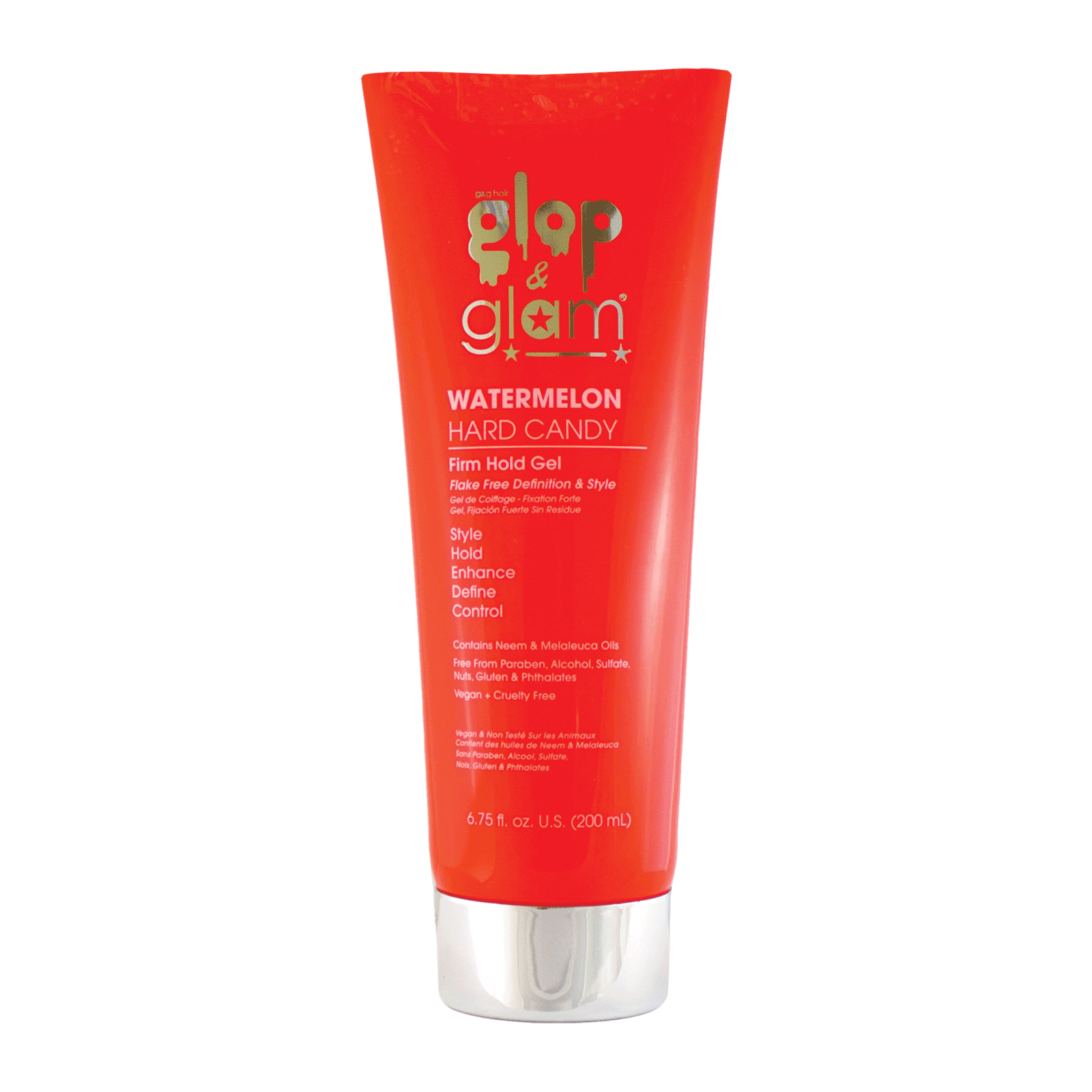Watermelon Hard Candy Firm Hold Gel