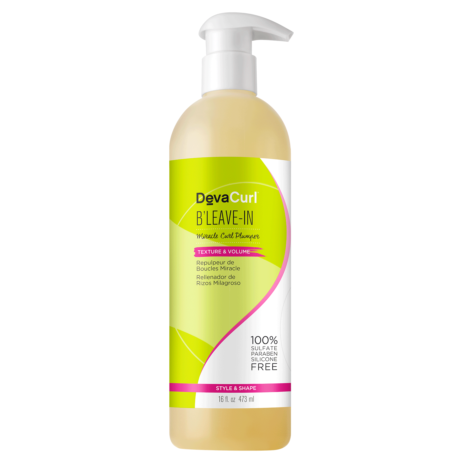 B Leave-In Miracle Curl Plumper