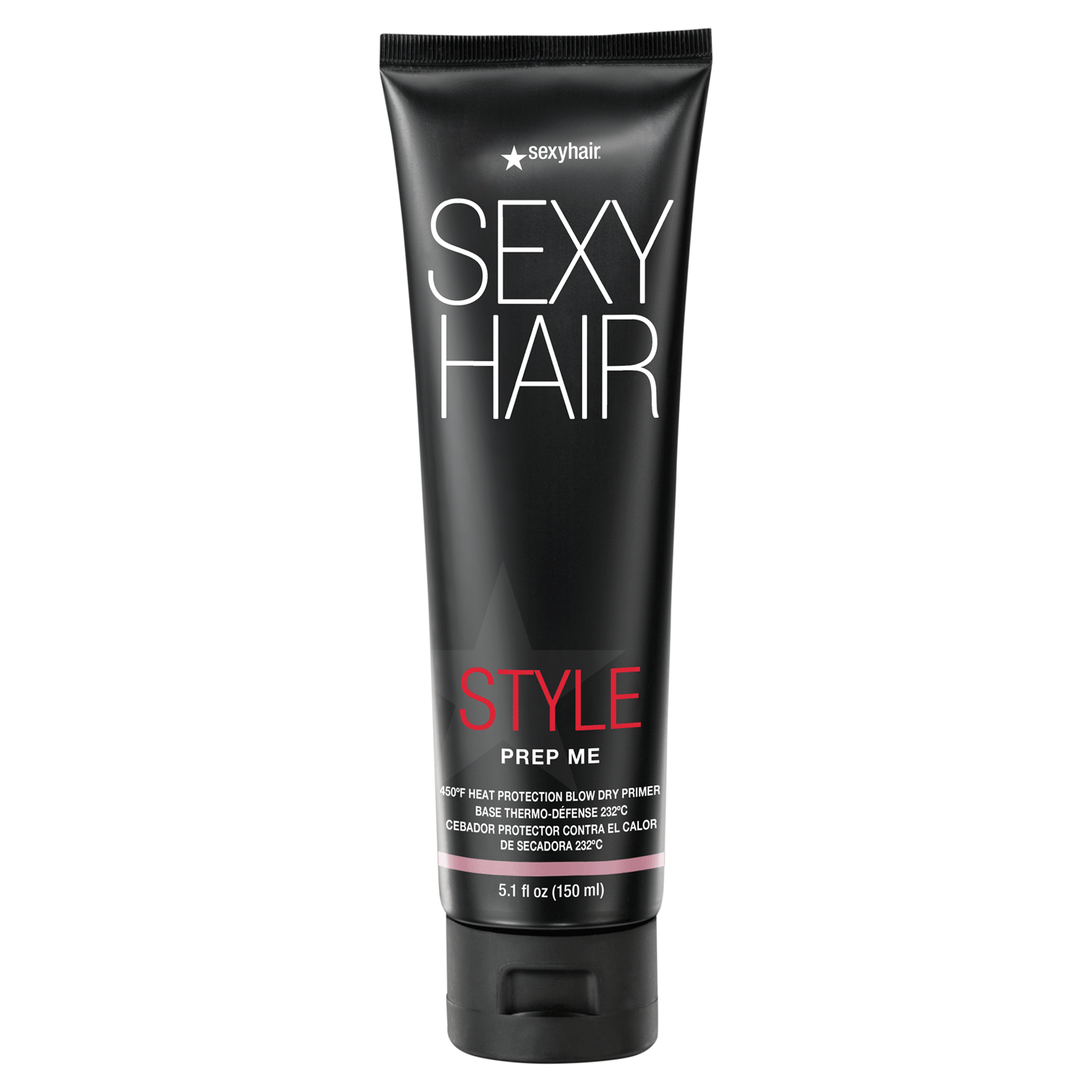 Hot Sexy Hair - Prep Me Heat Protection Blow Dry Primer