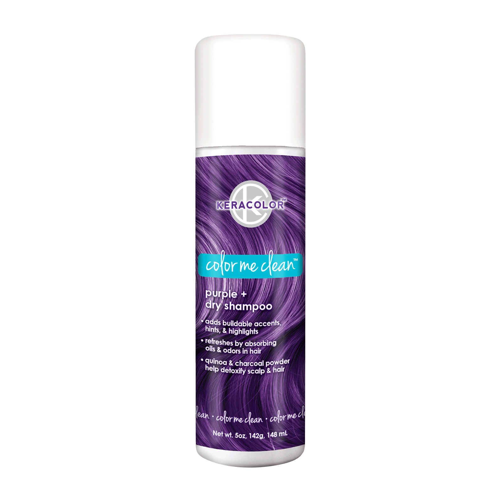 Purple Pigmented Dry Shampoo