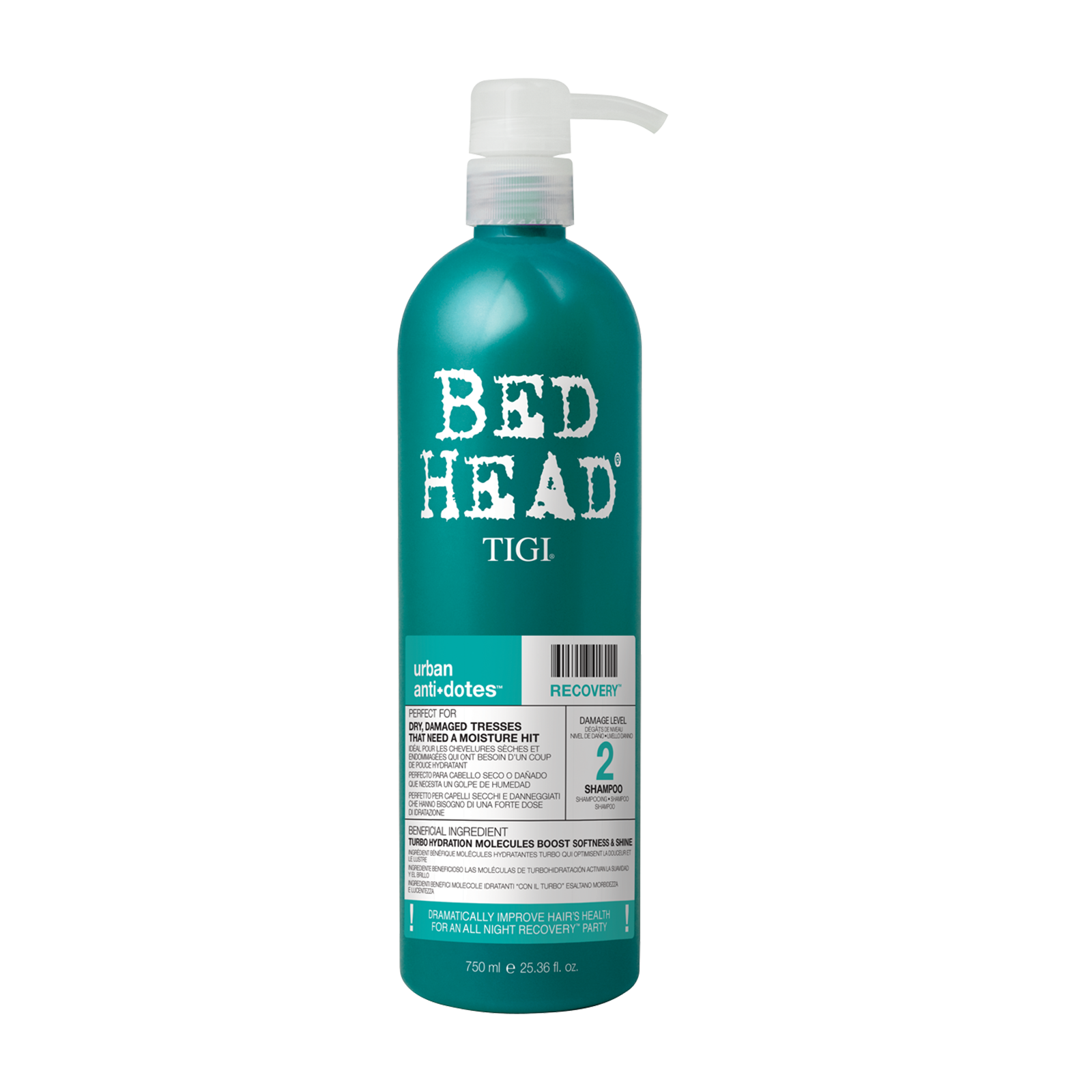 Bed Head Urban Antidotes Recovery Shampoo